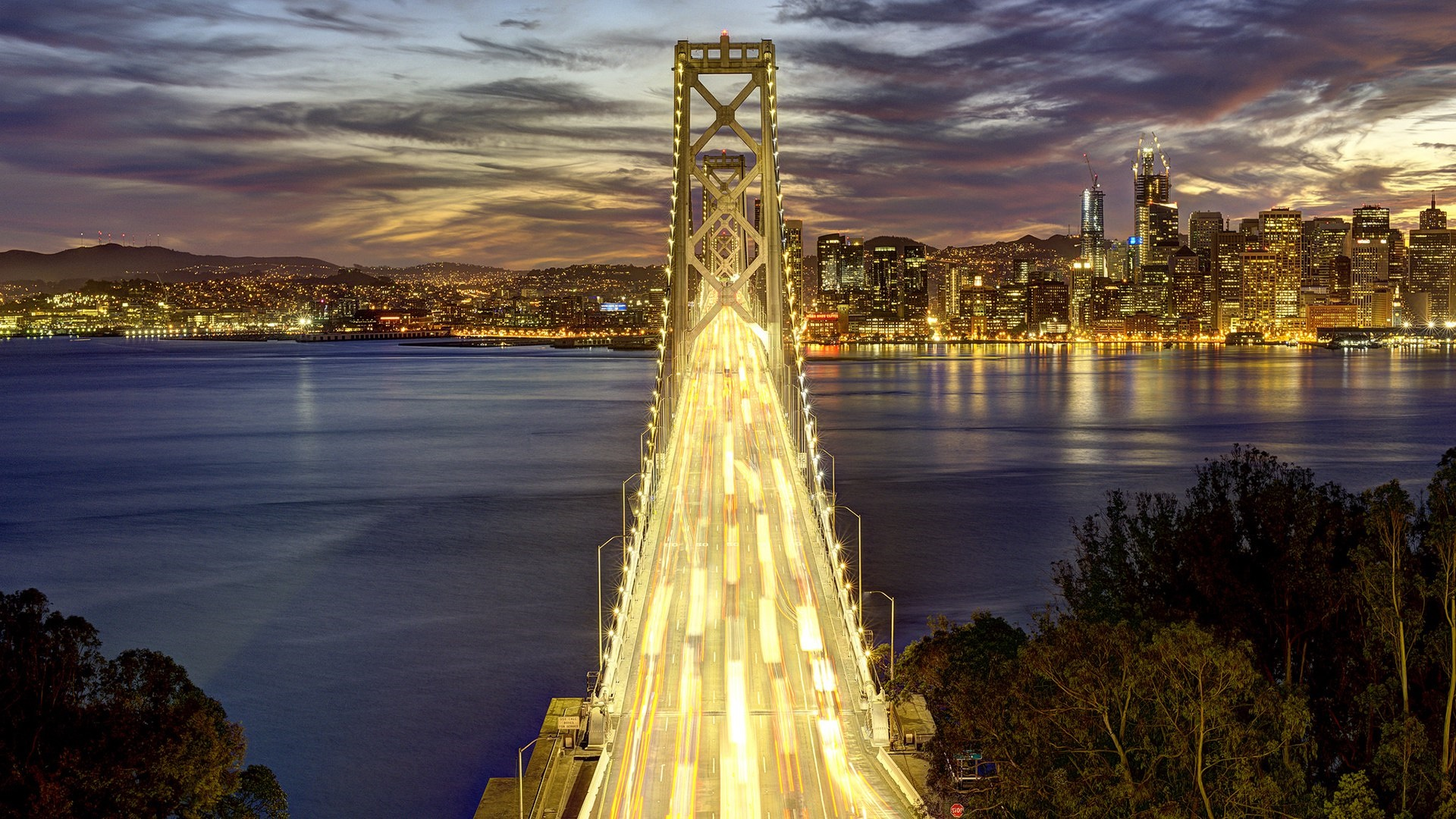 Bay Area wallpaper free