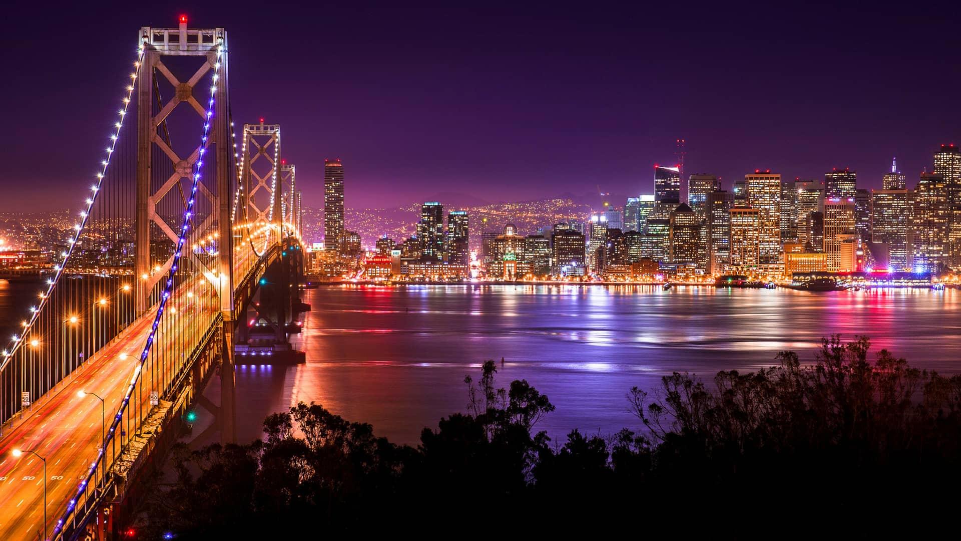 Bay Area desktop image