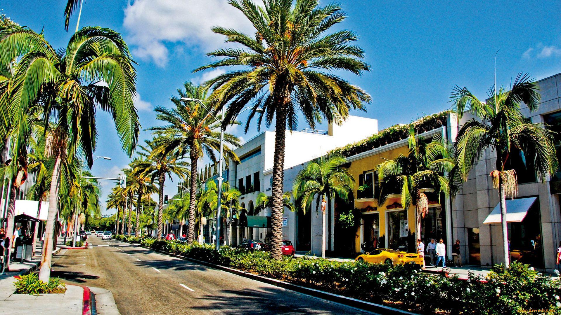 Beverly Hills PC Wallpaper HD