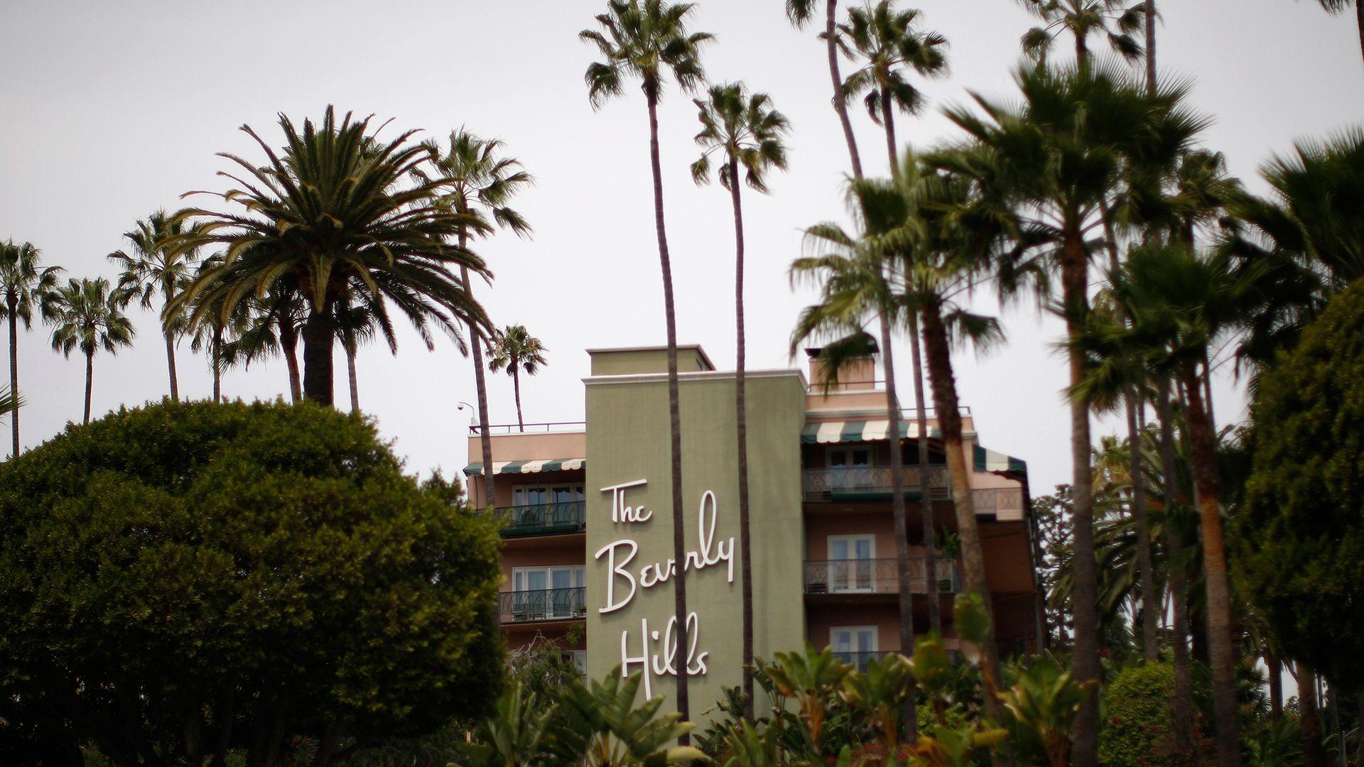 Beverly Hills hd wallpaper 1080