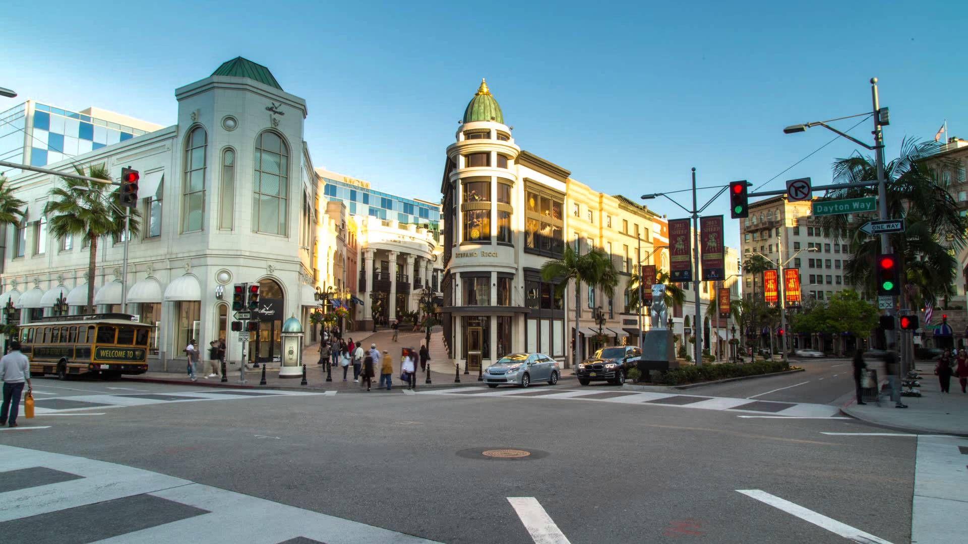 Beverly Hills a wallpaper