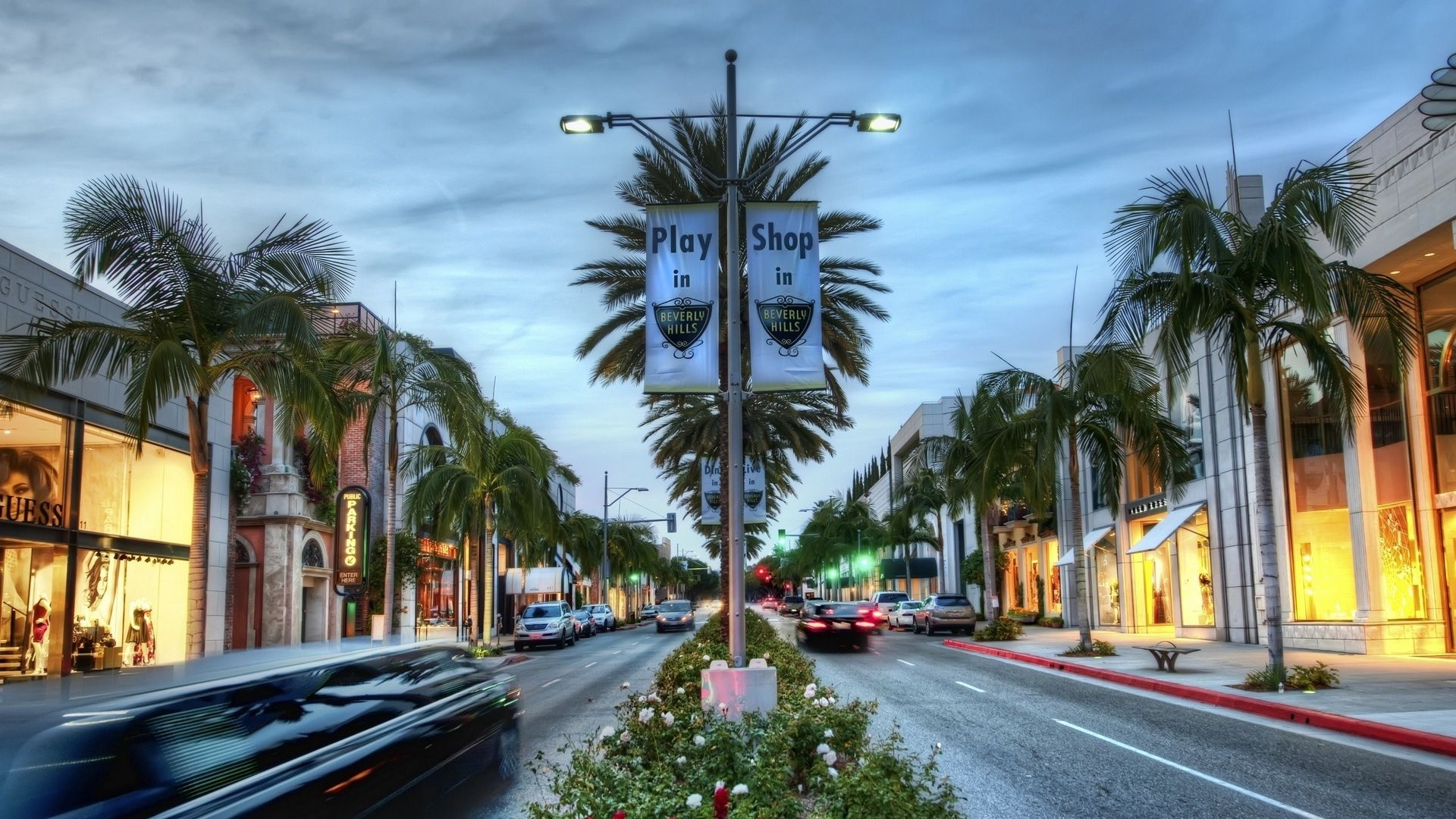 Beverly Hills pc wallpaper
