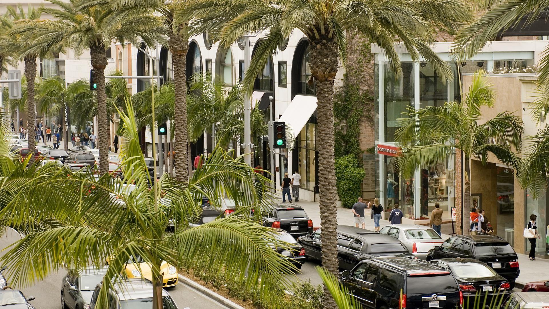 Beverly Hills full hd wallpaper