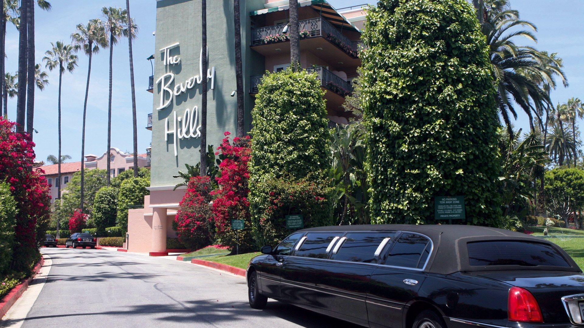 Beverly Hills Free Download Wallpaper