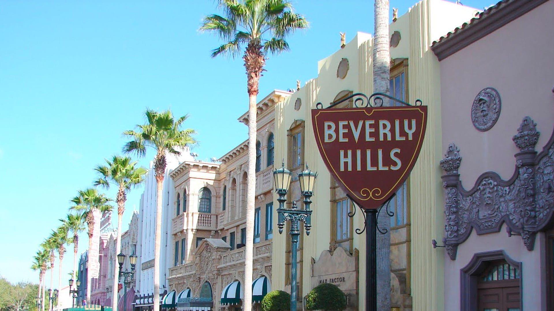 Beverly Hills Free Wallpaper