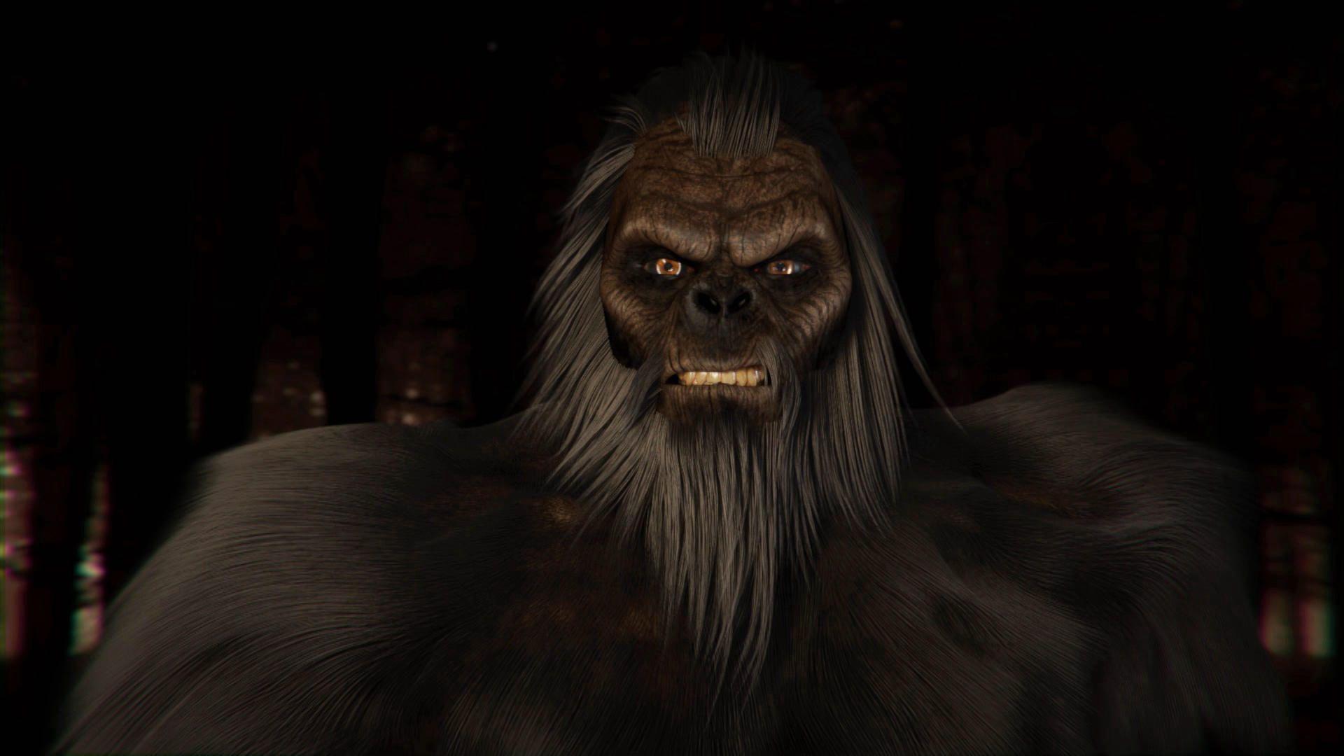 Bigfoot desktop wallpaper
