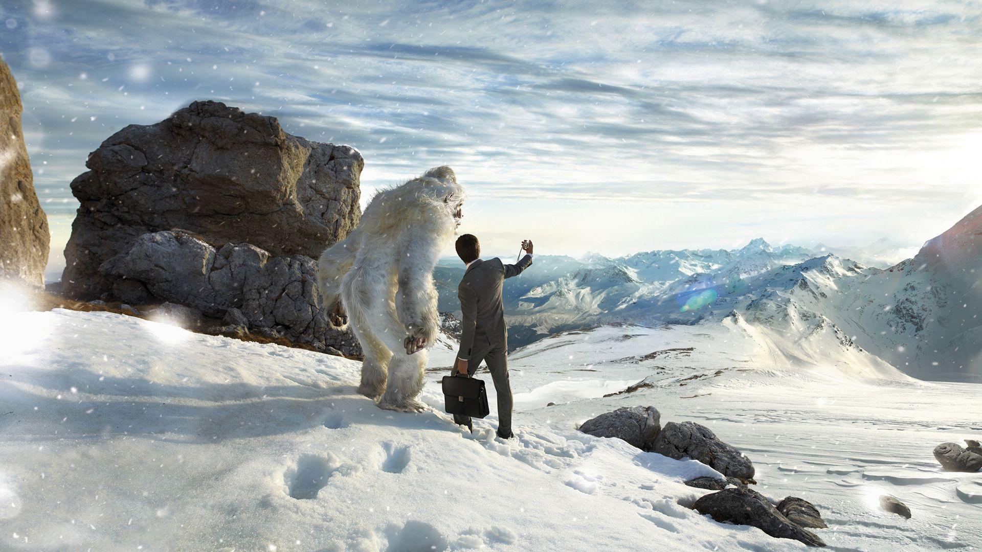 Bigfoot wallpaper image