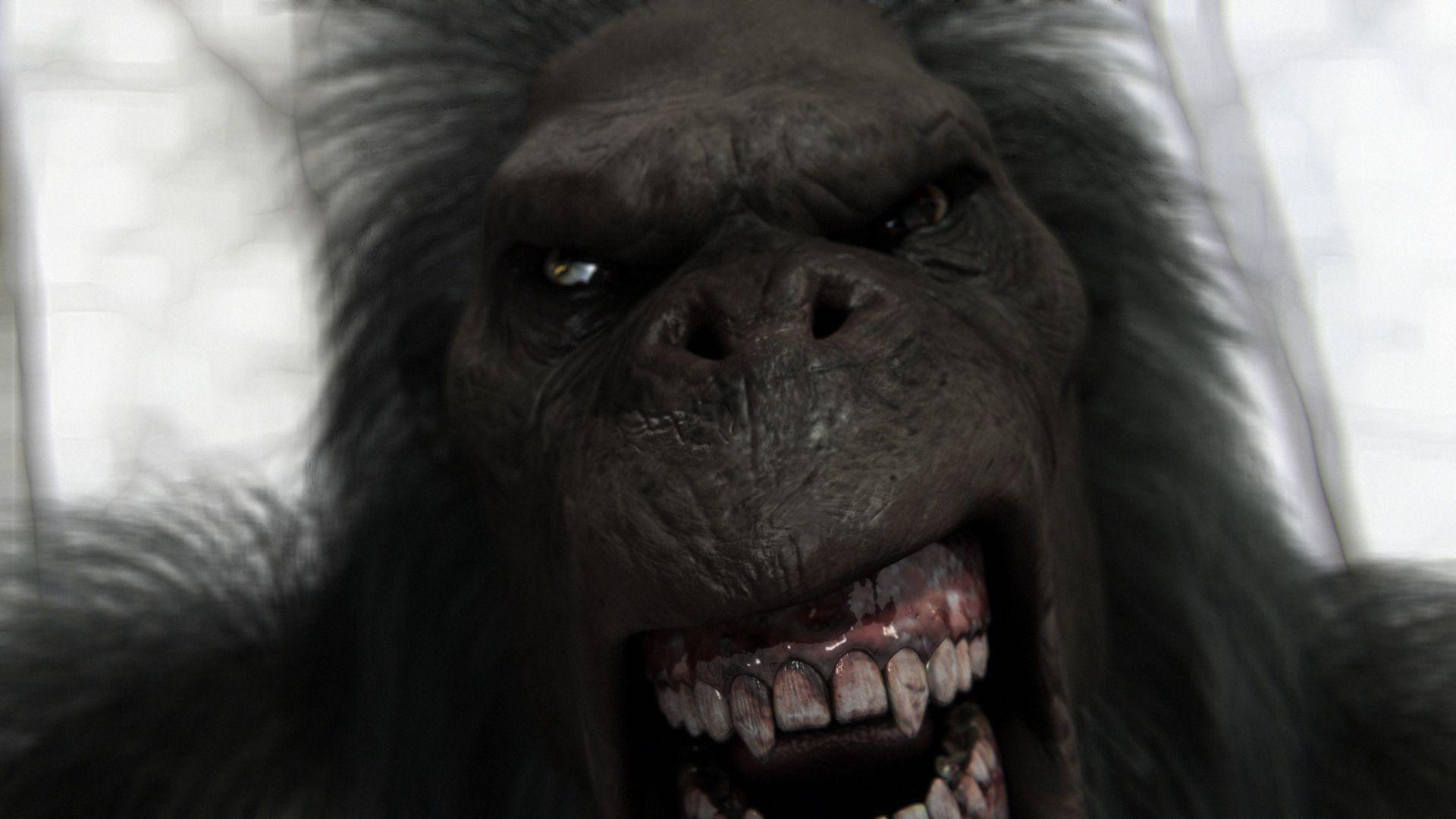 Bigfoot Cool HD Wallpaper