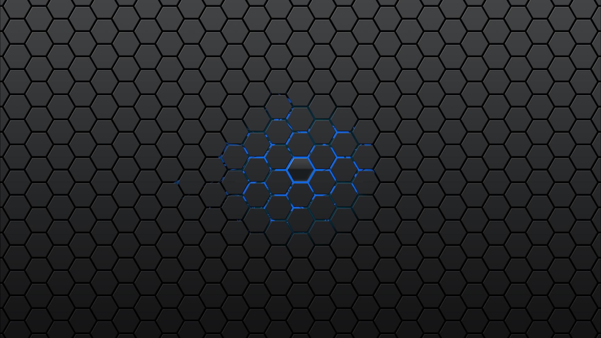 Black Abstract wallpaper 1080p