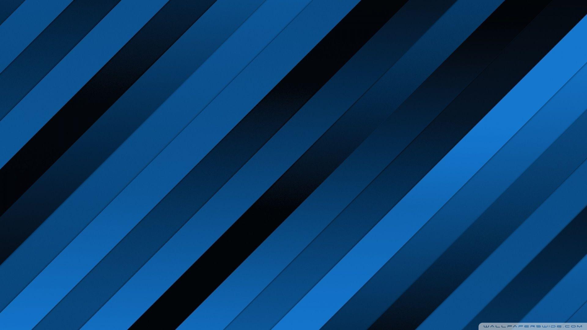 Blue Line laptop background