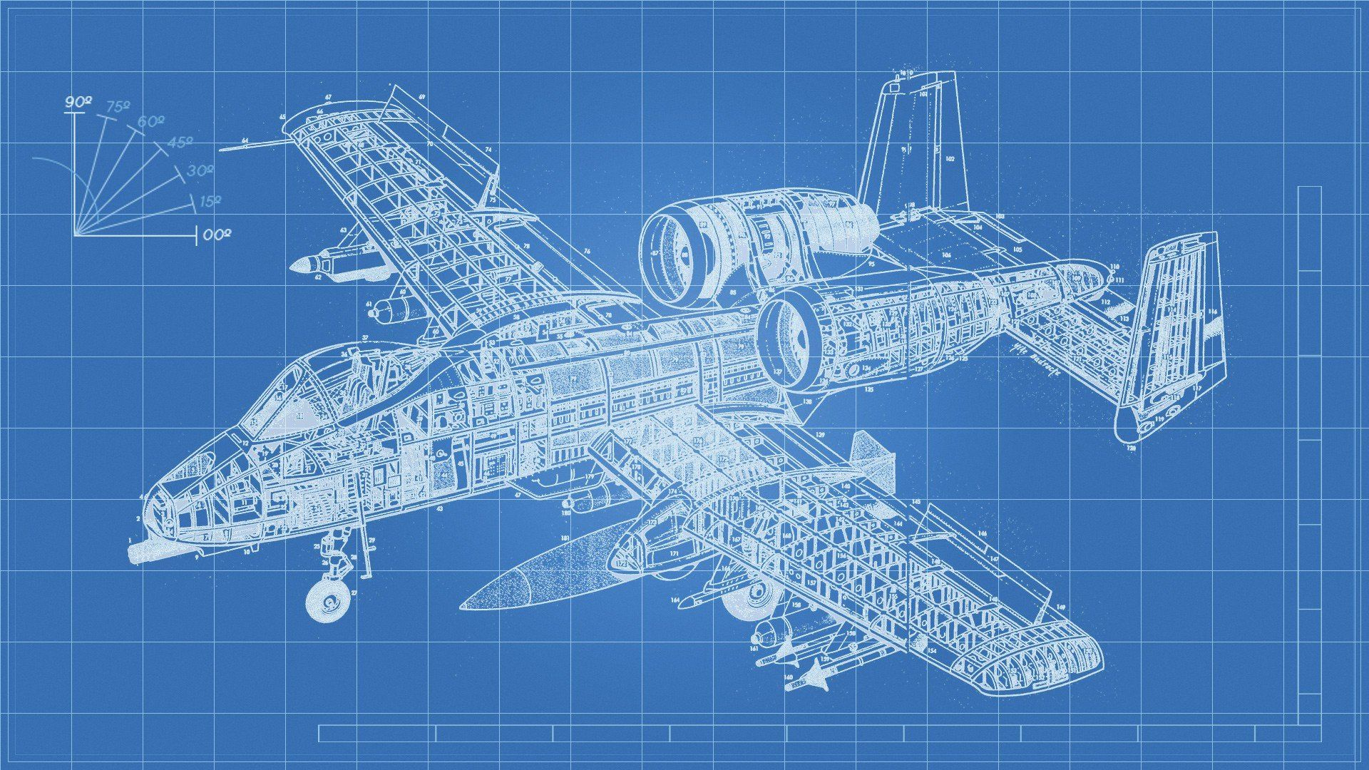 Blueprint Wallpaper Picture