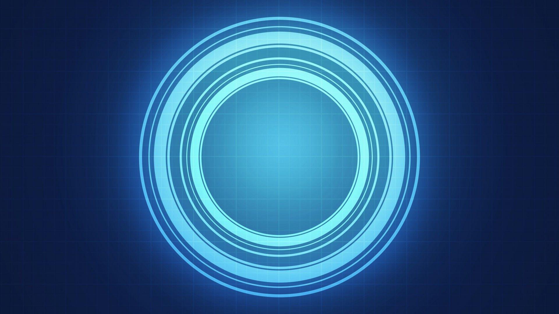 Circle 1920x1080 wallpaper