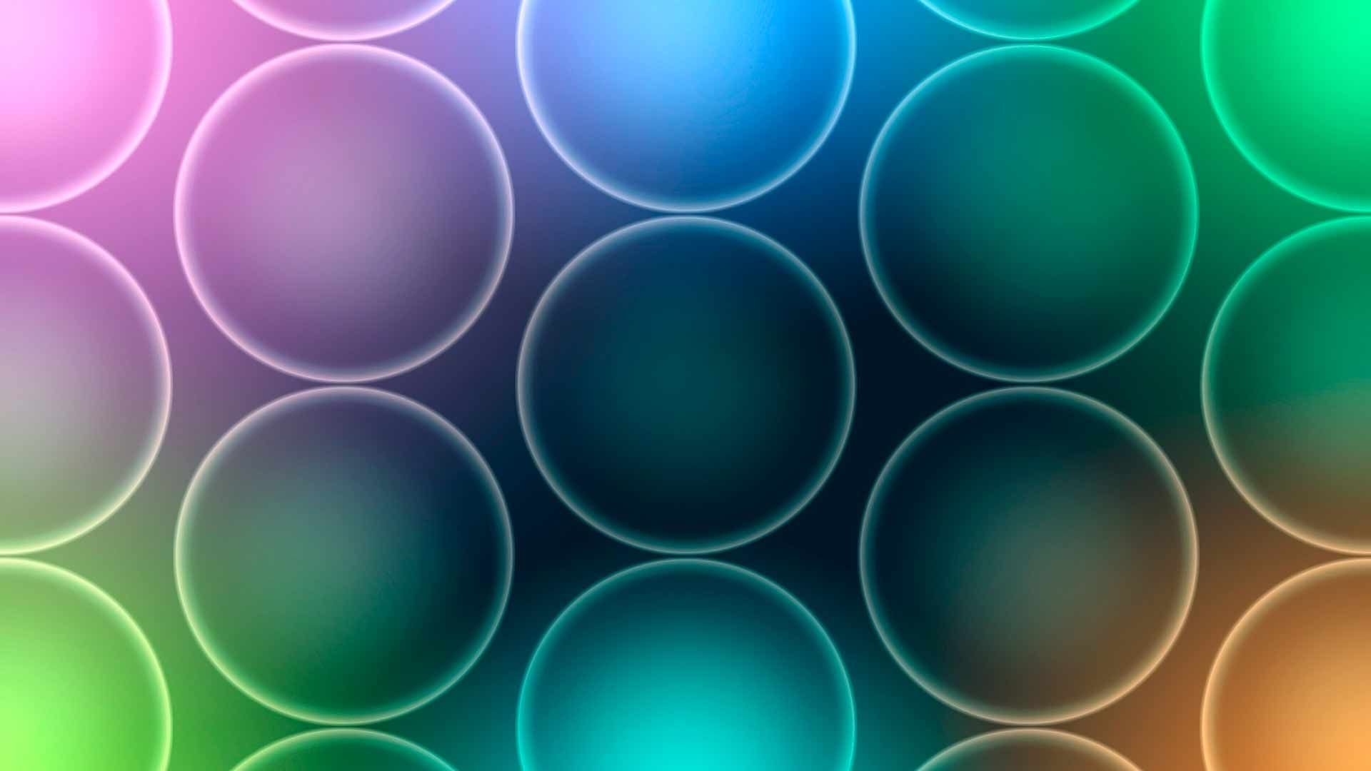 Circle PC Wallpaper HD