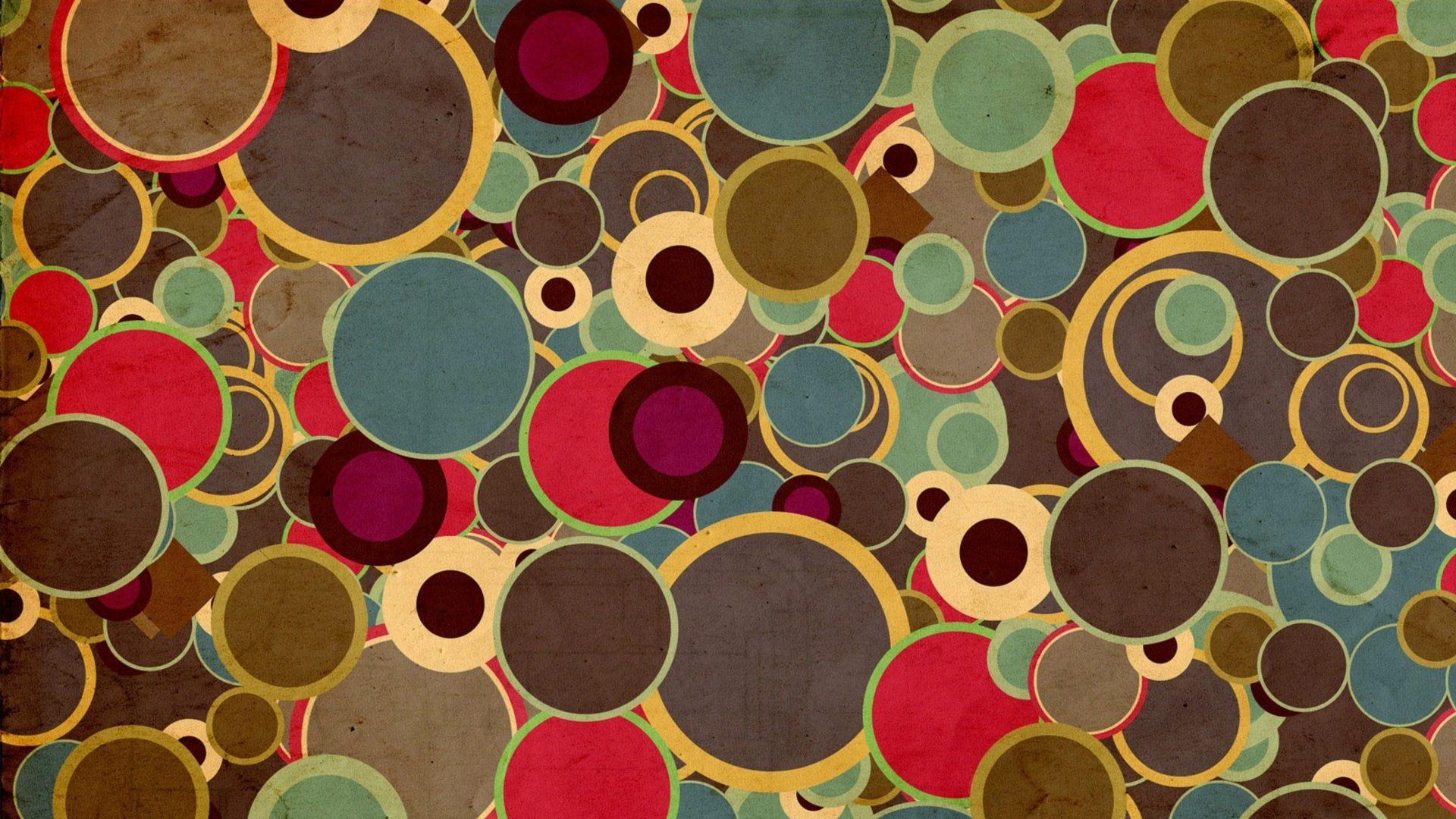 Circle desktop wallpaper