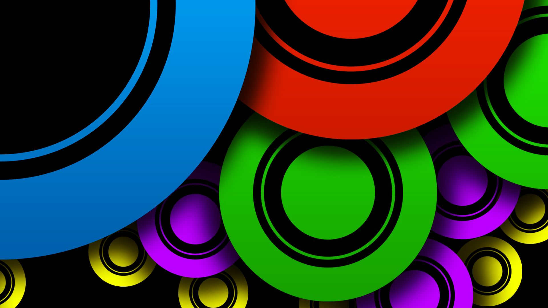 Circle hd wallpaper download