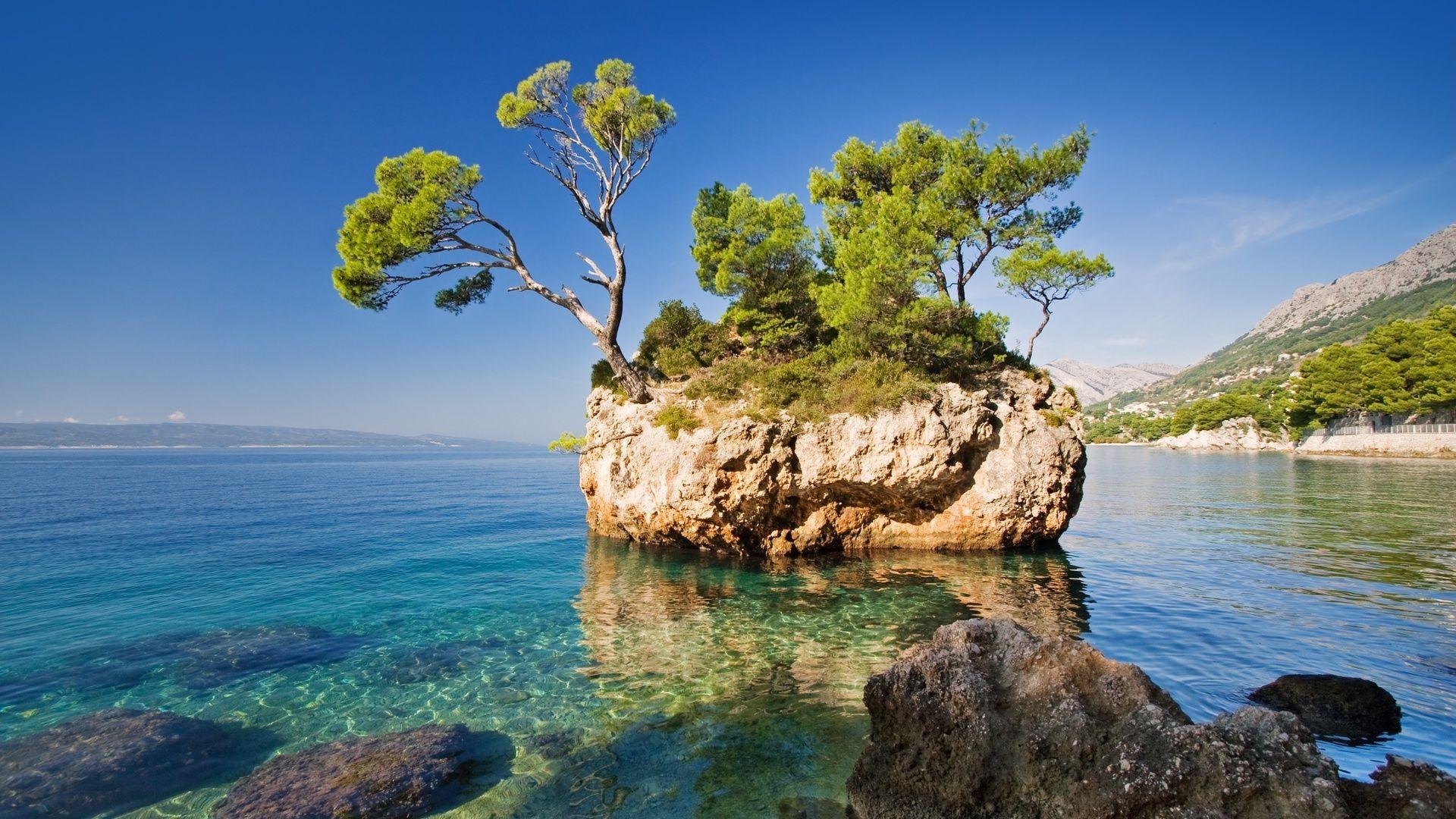 Croatia desktop background