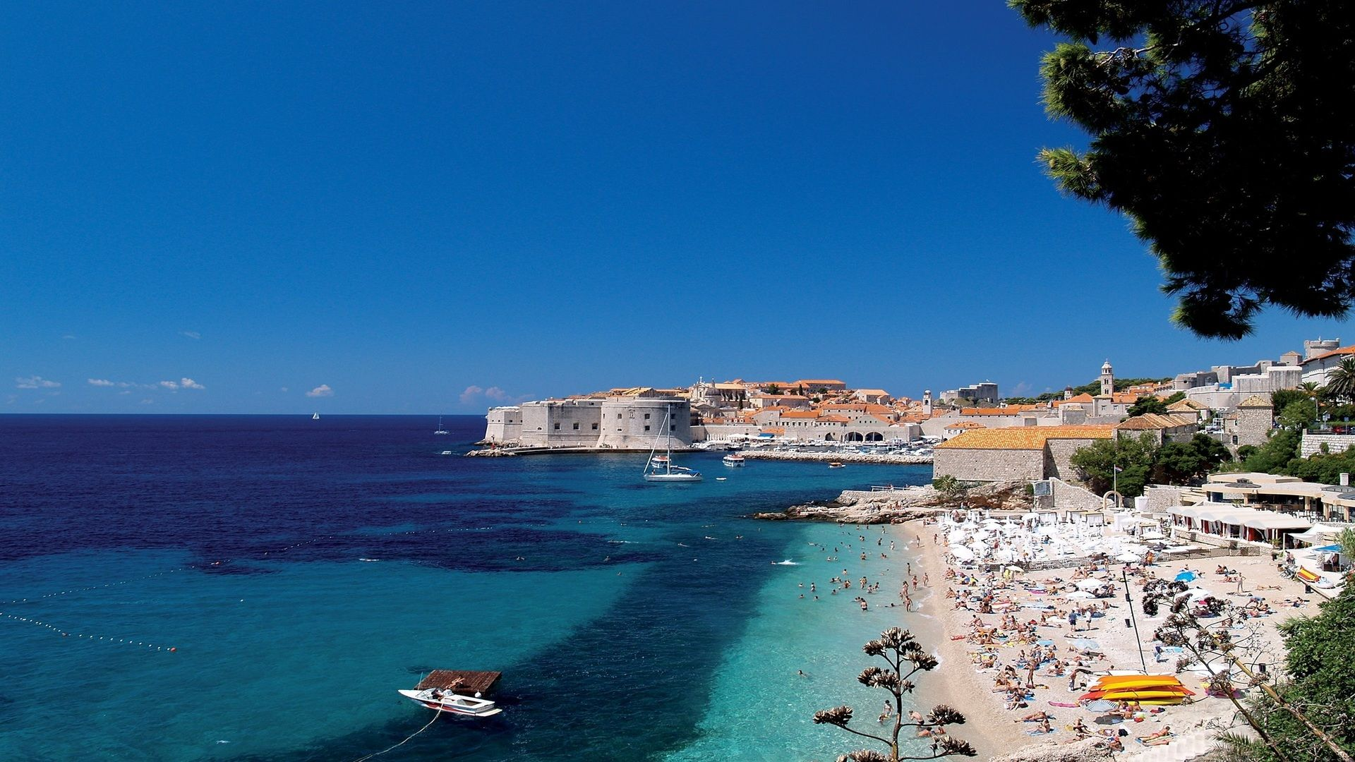 Croatia desktop background hd