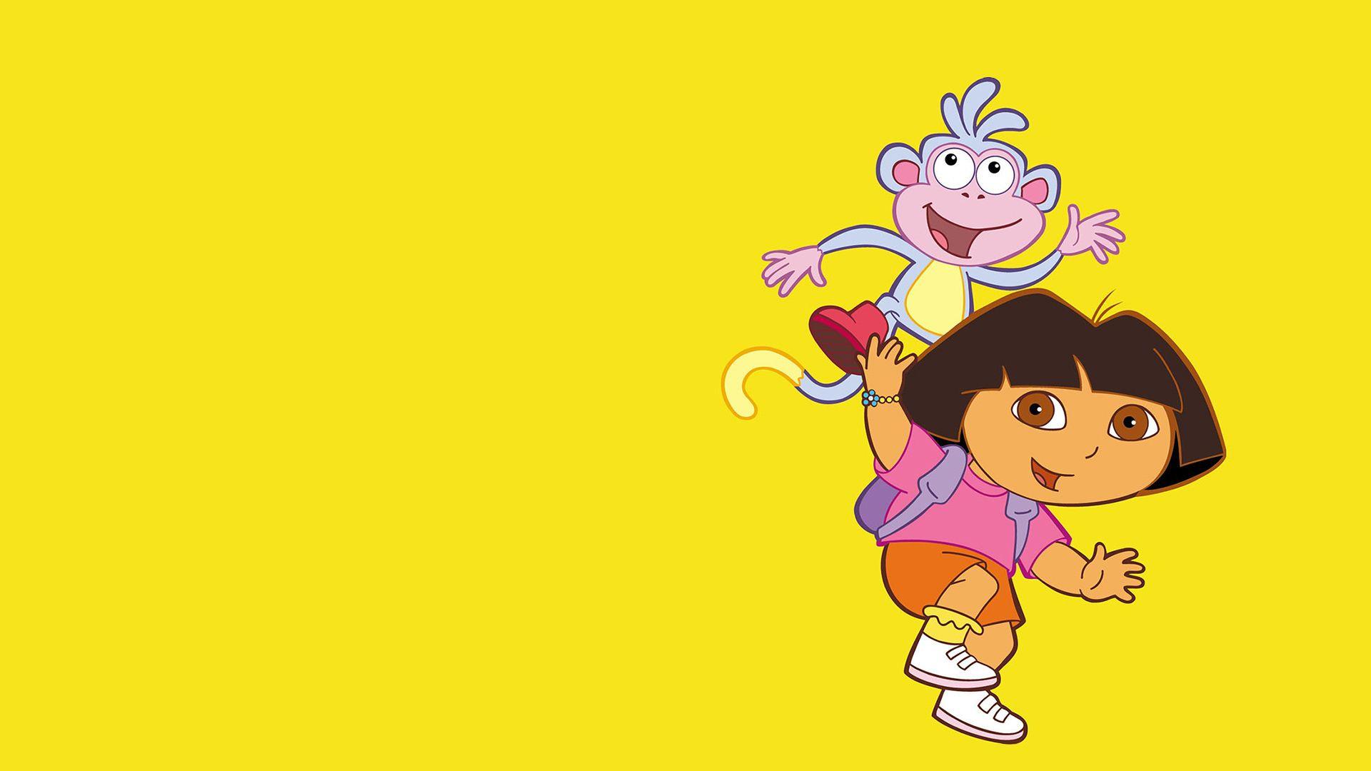 Dora background wallpaper