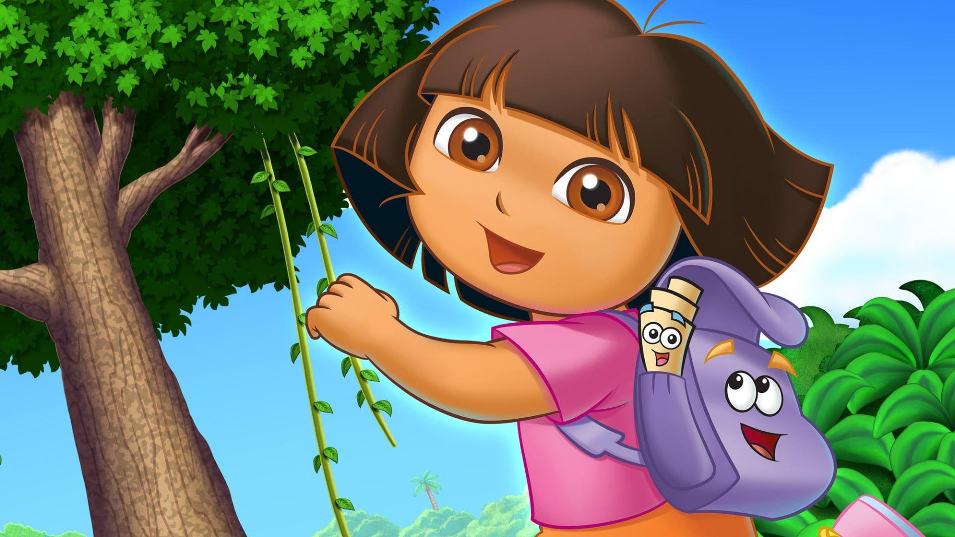 Dora nice wallpaper