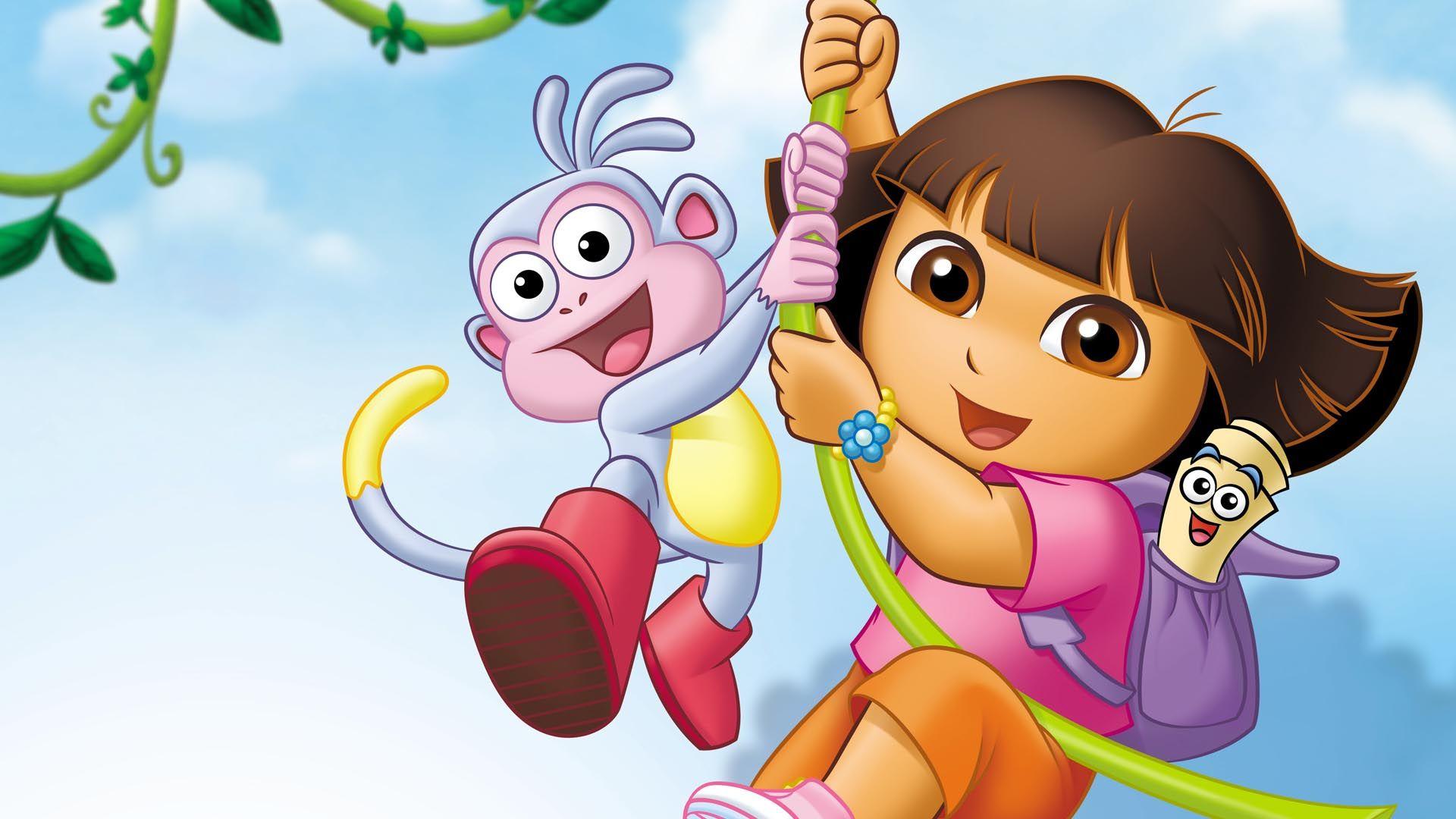Dora 1080p wallpaper