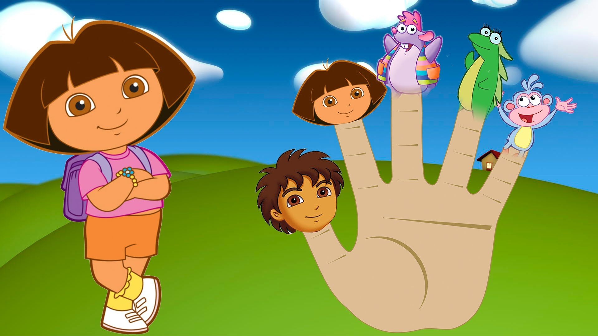 Dora picture image