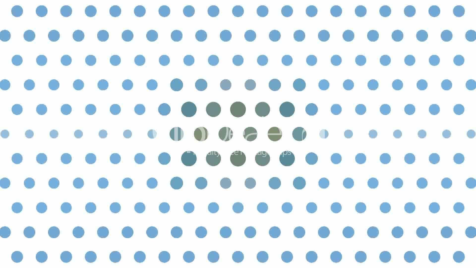 Dots screen wallpaper