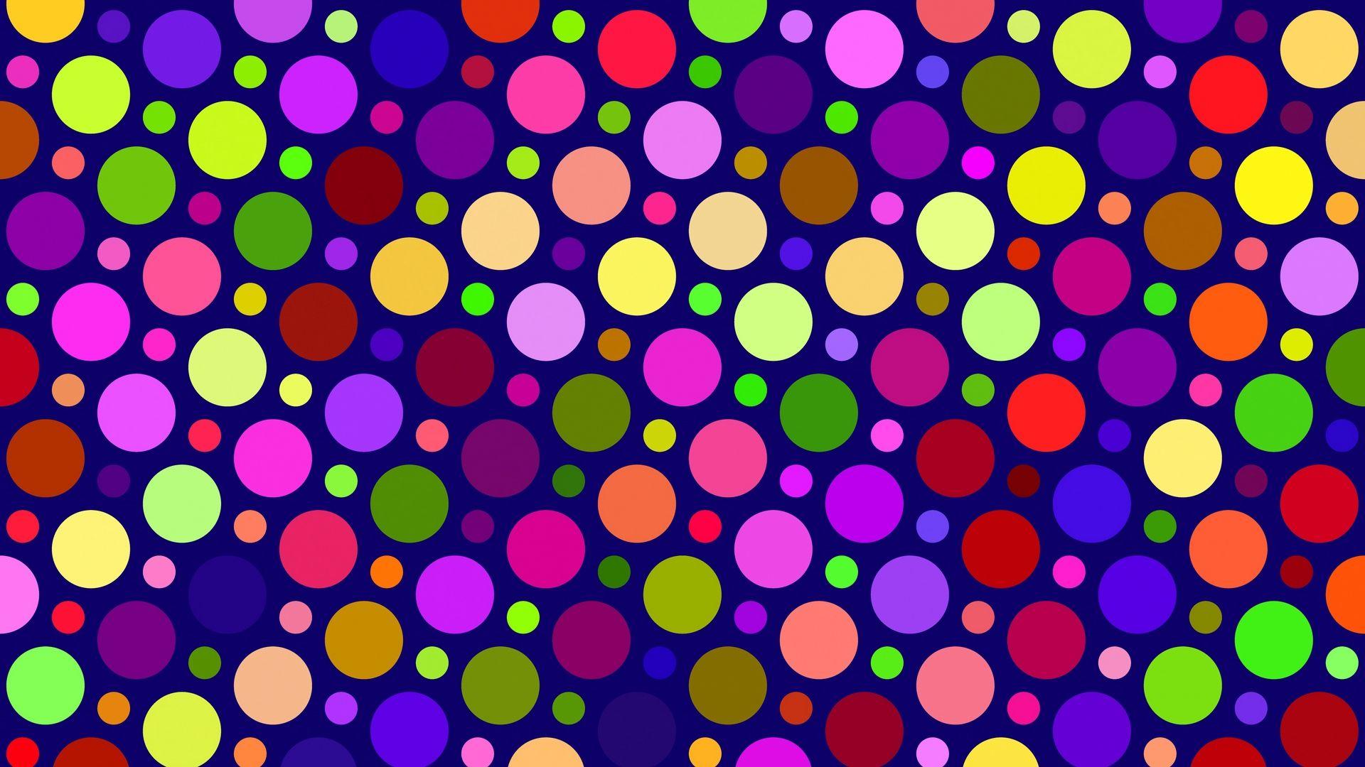 Dots Cool Wallpaper