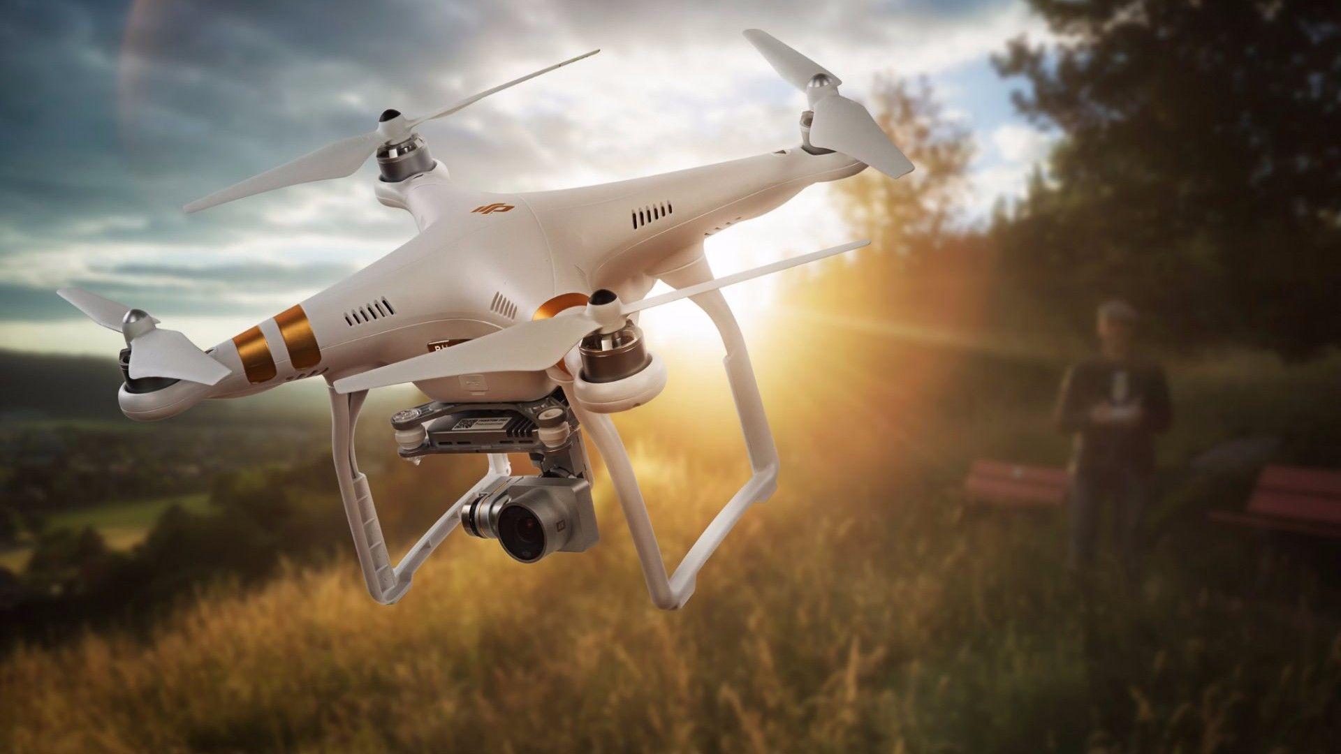 Drone PC Wallpaper