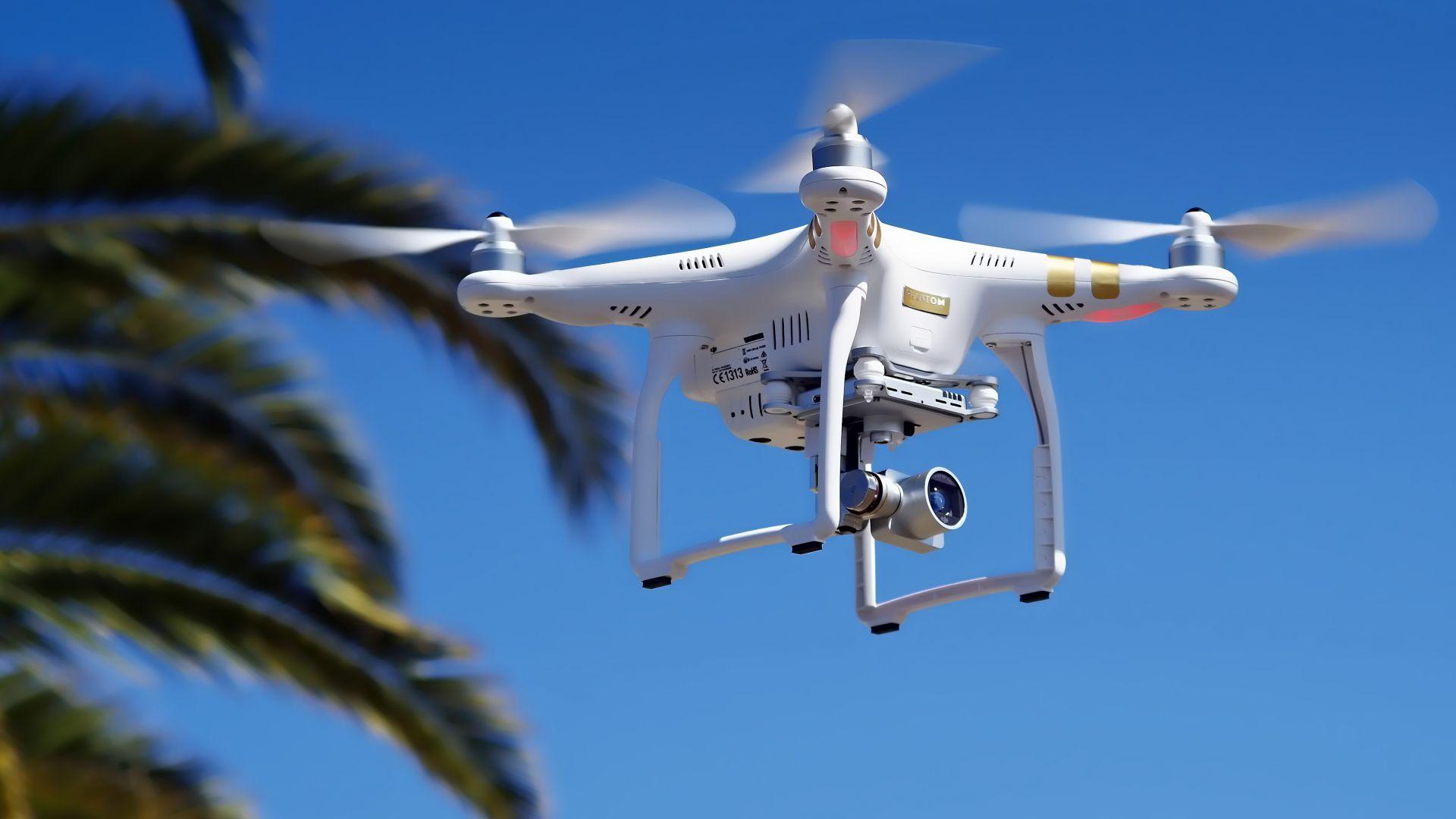 Drone Free Download Wallpaper