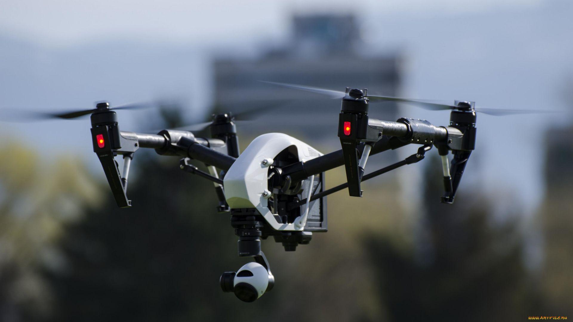 Drone screen wallpaper
