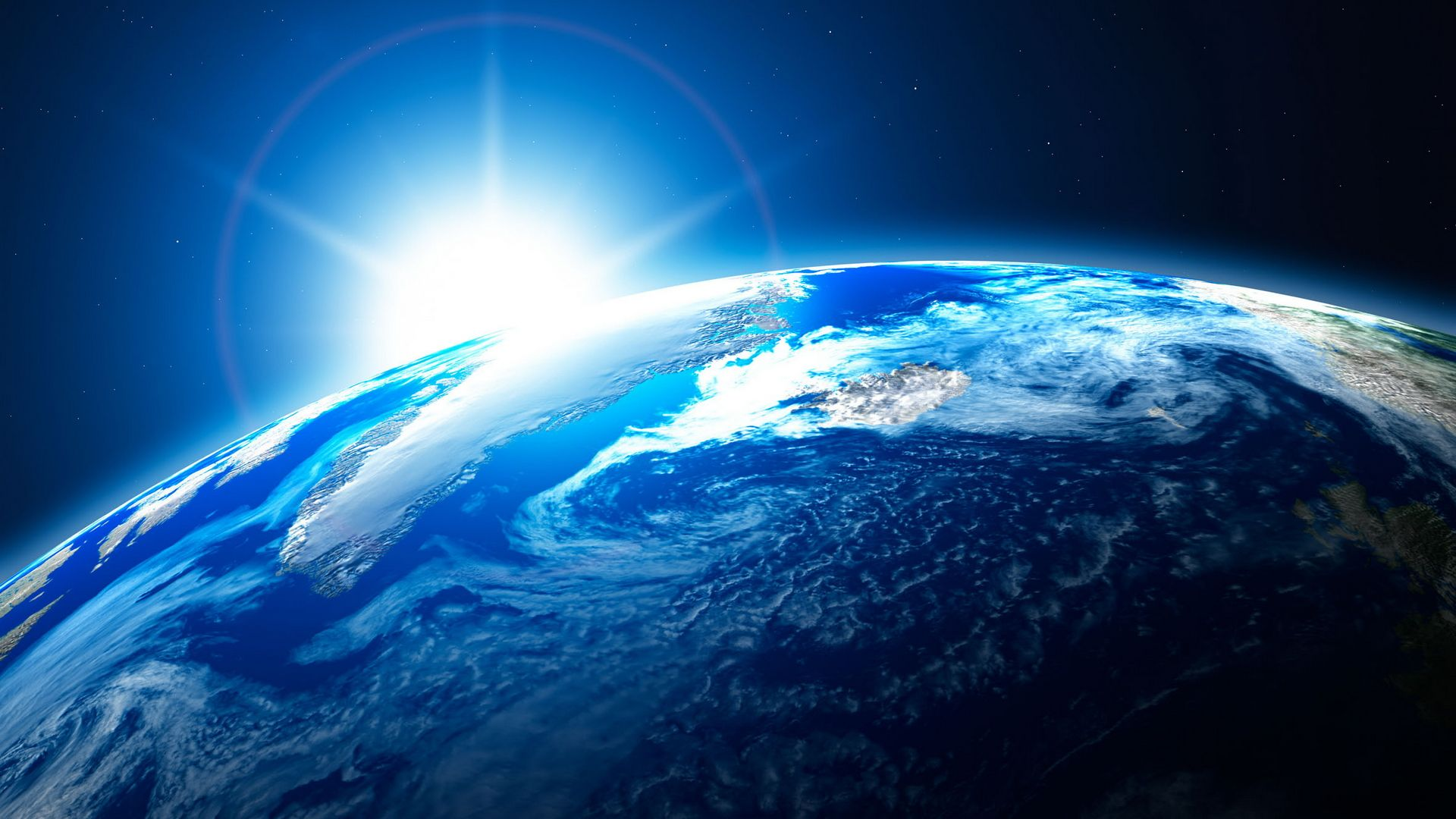 Earth wallpaper background