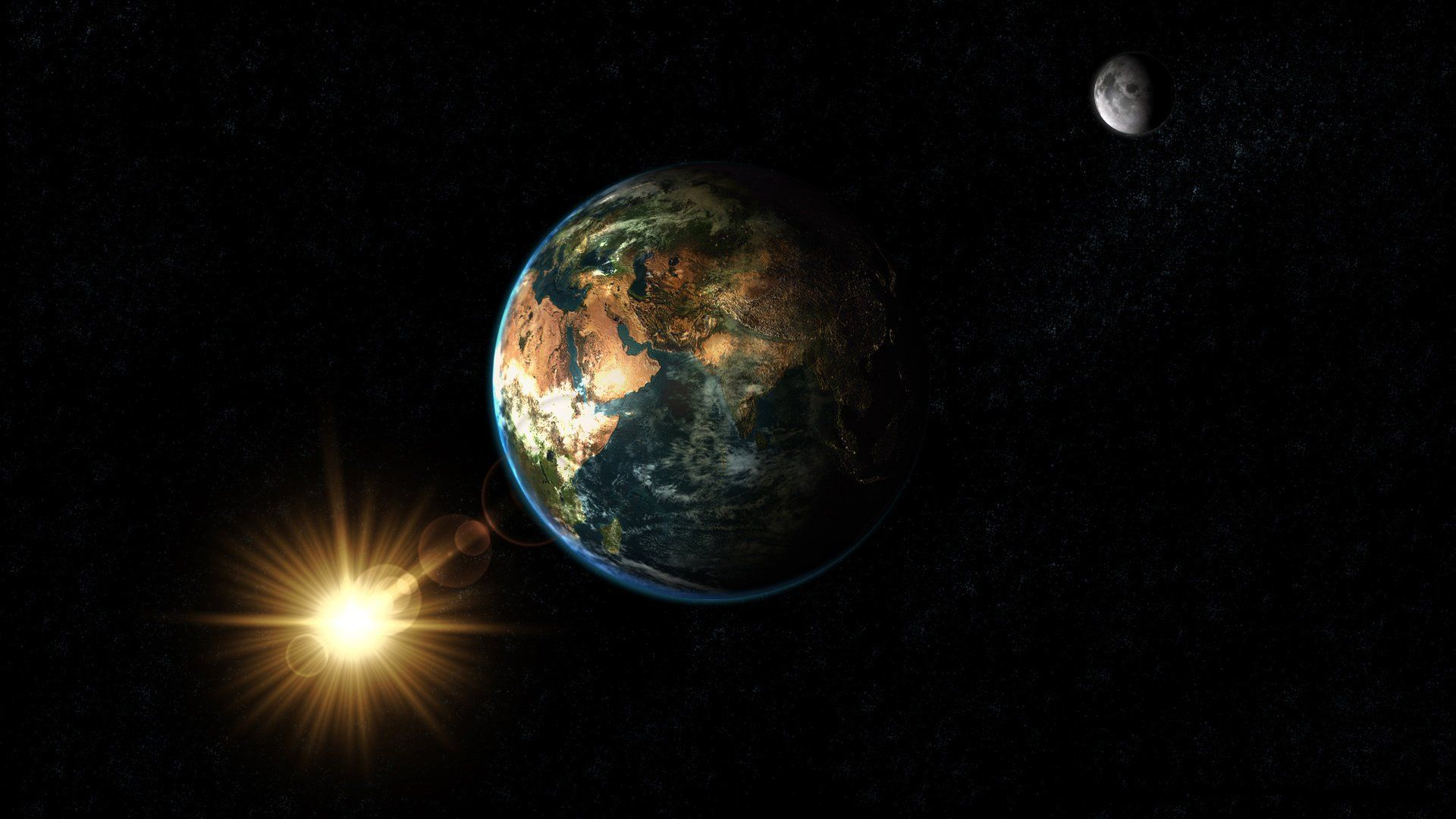 Earth 1080p picture