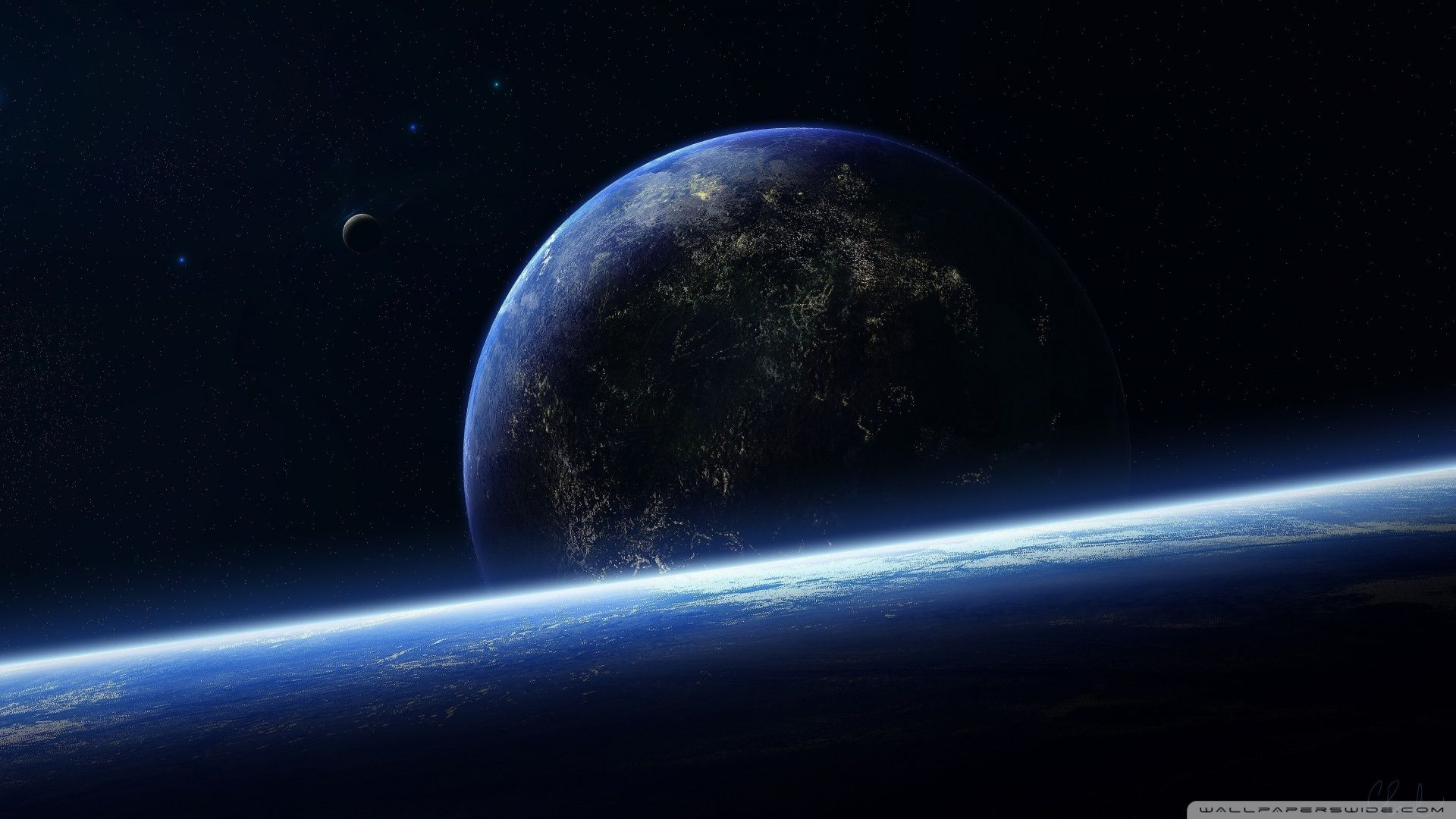Earth background hd