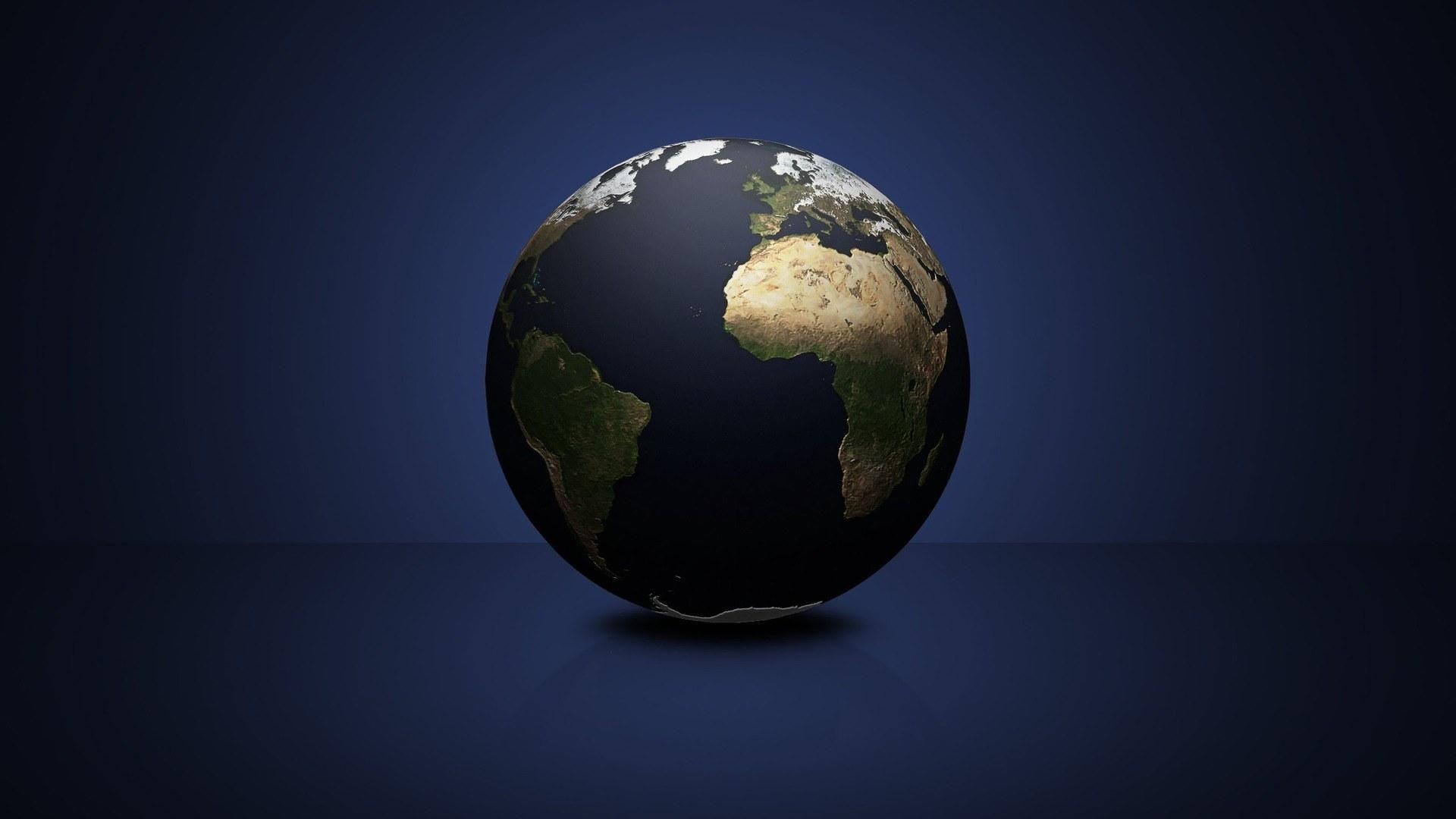 Earth free desktop background
