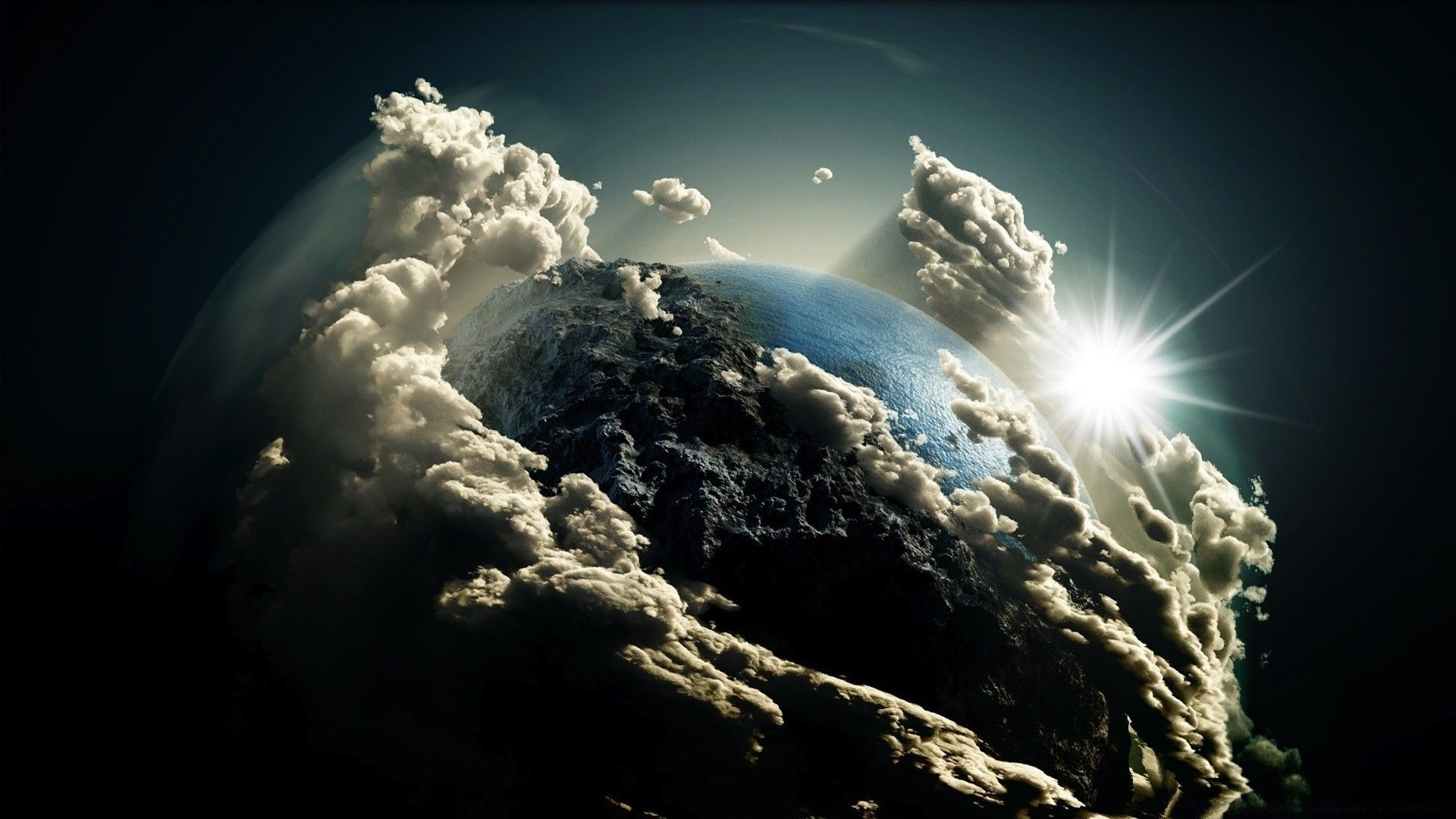 Earth picture wallpaper