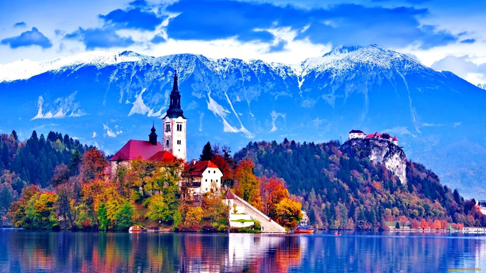 Europe Cool HD Wallpaper