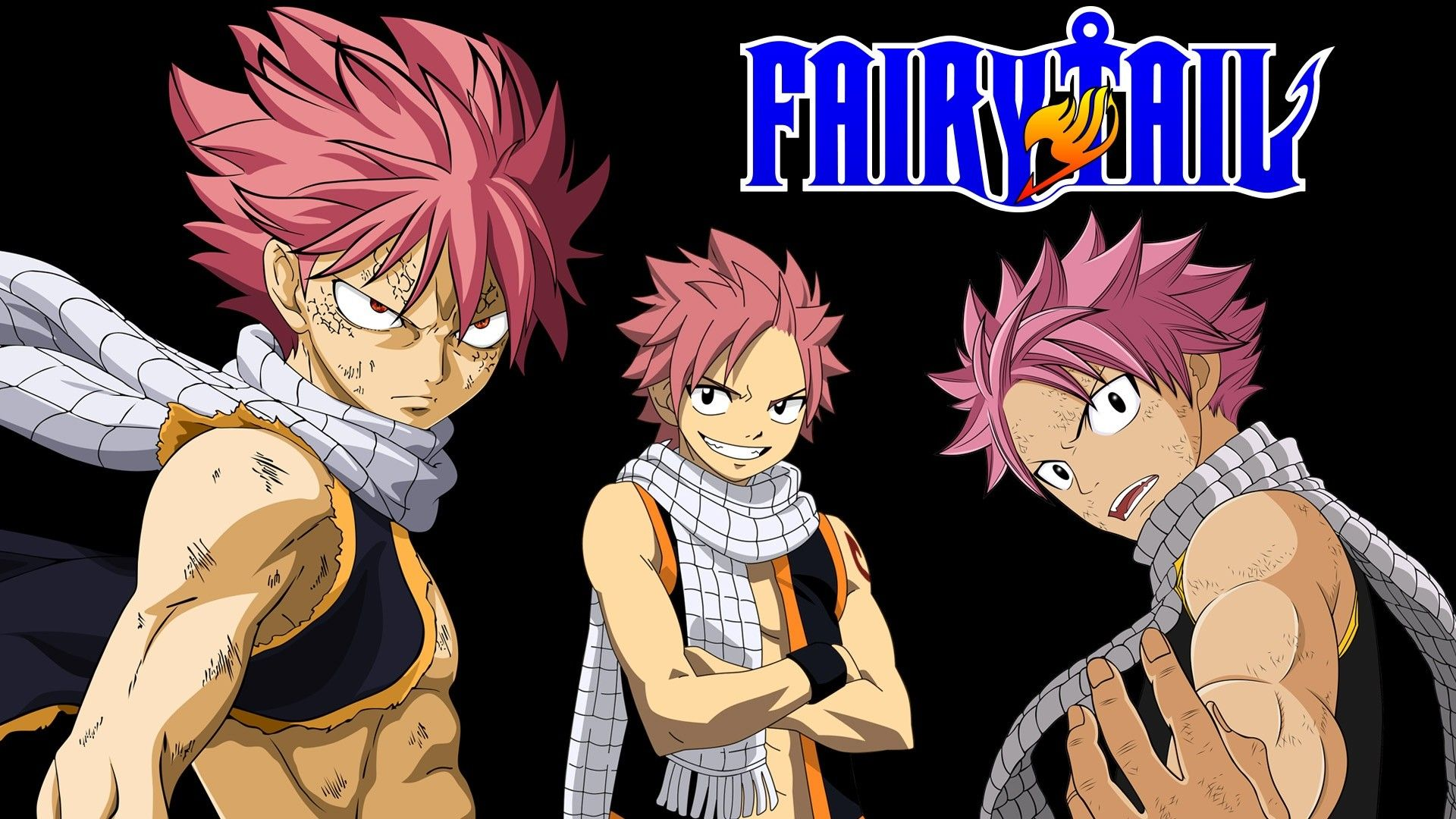 Fairy Tail Natsu image