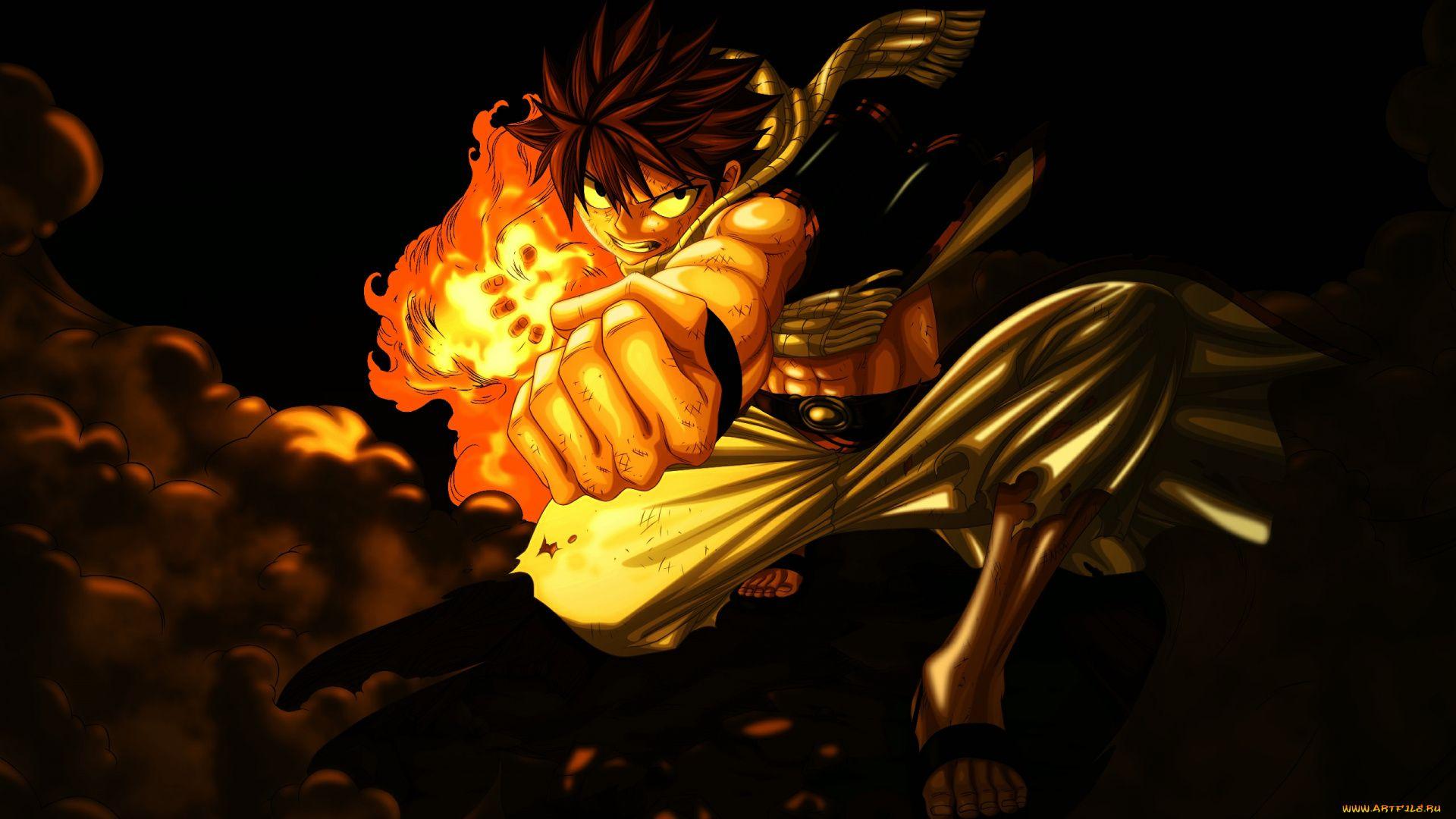 Fairy Tail Natsu free