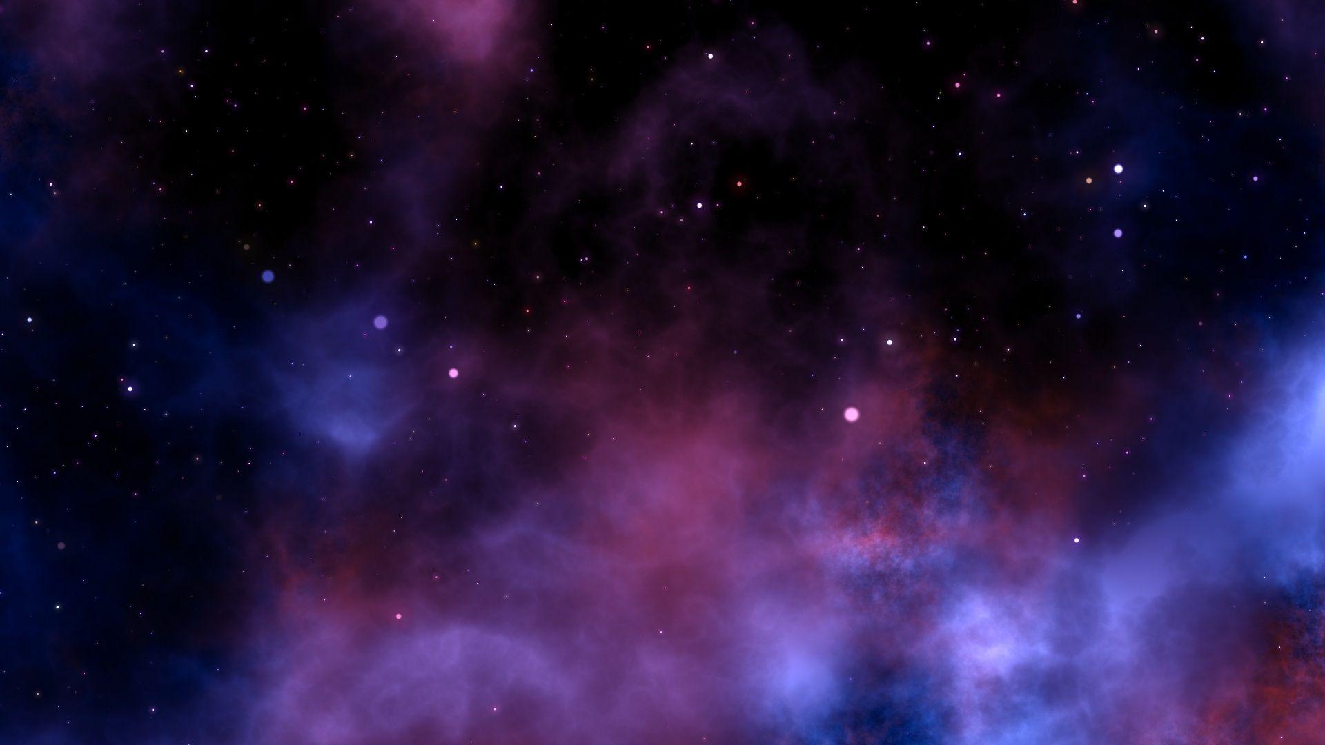 Galaxy Glitter Picture