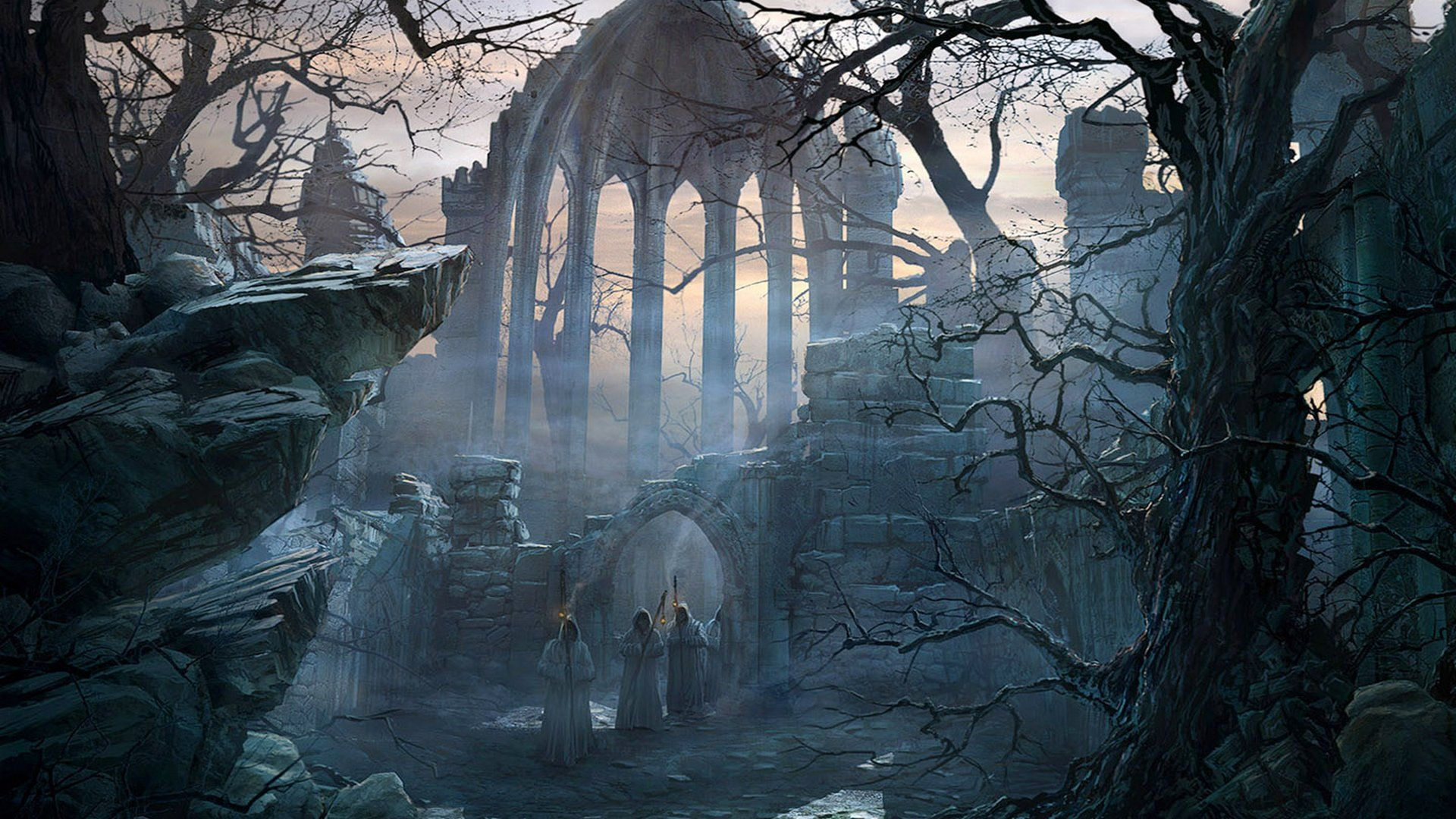 Gothic hd wallpaper for laptop