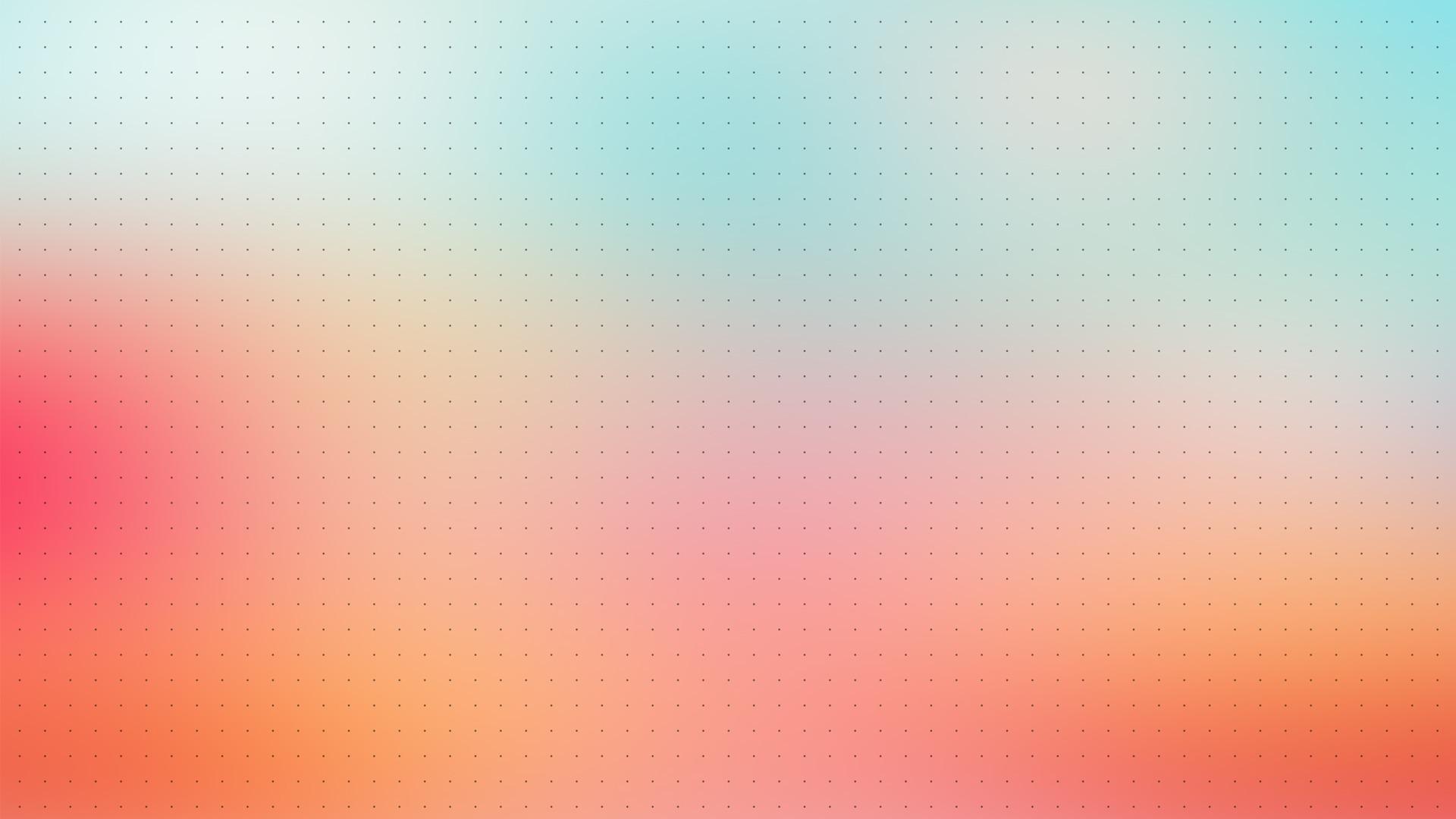 Gradient desktop
