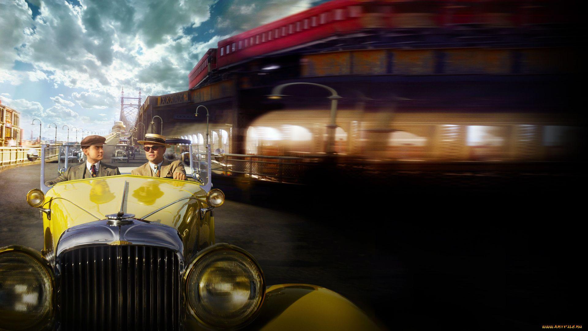 Great Gatsby Free Desktop Wallpaper