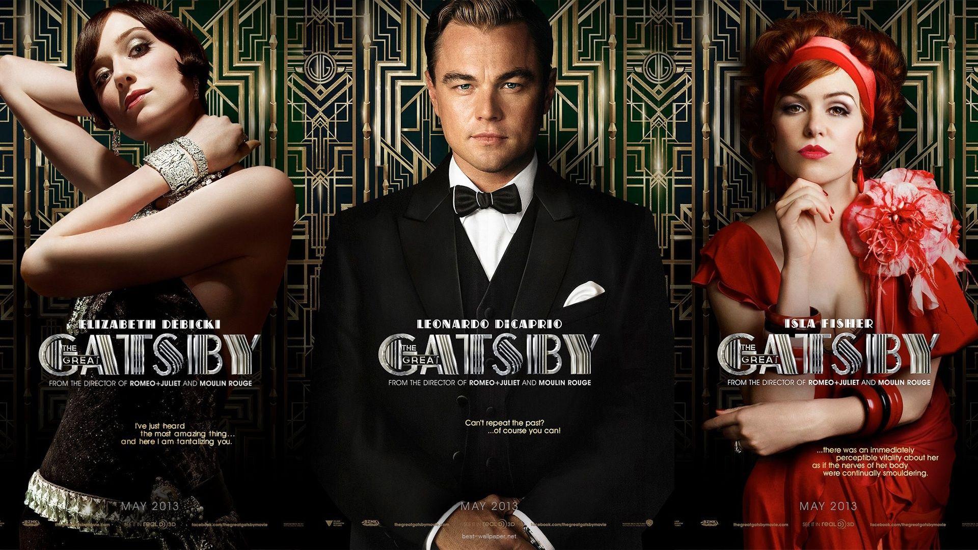 Great Gatsby full wallpaper