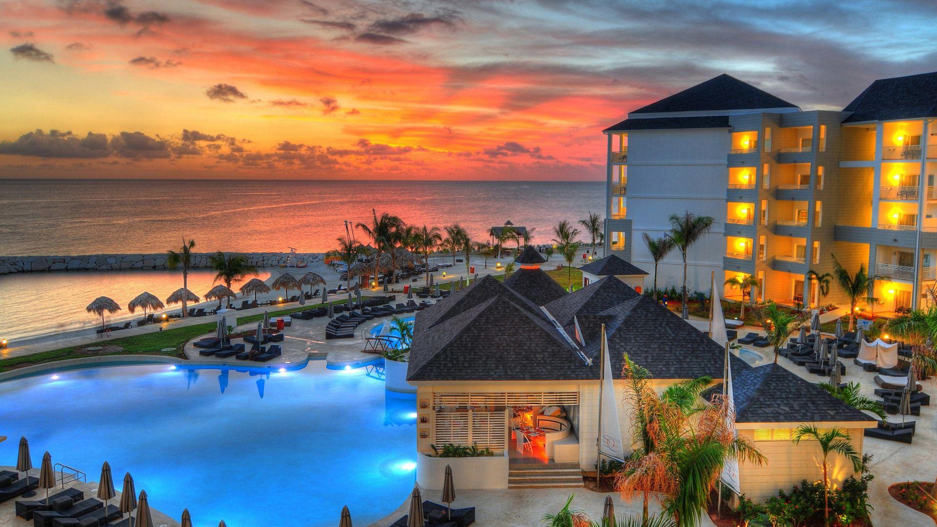Hotel desktop image