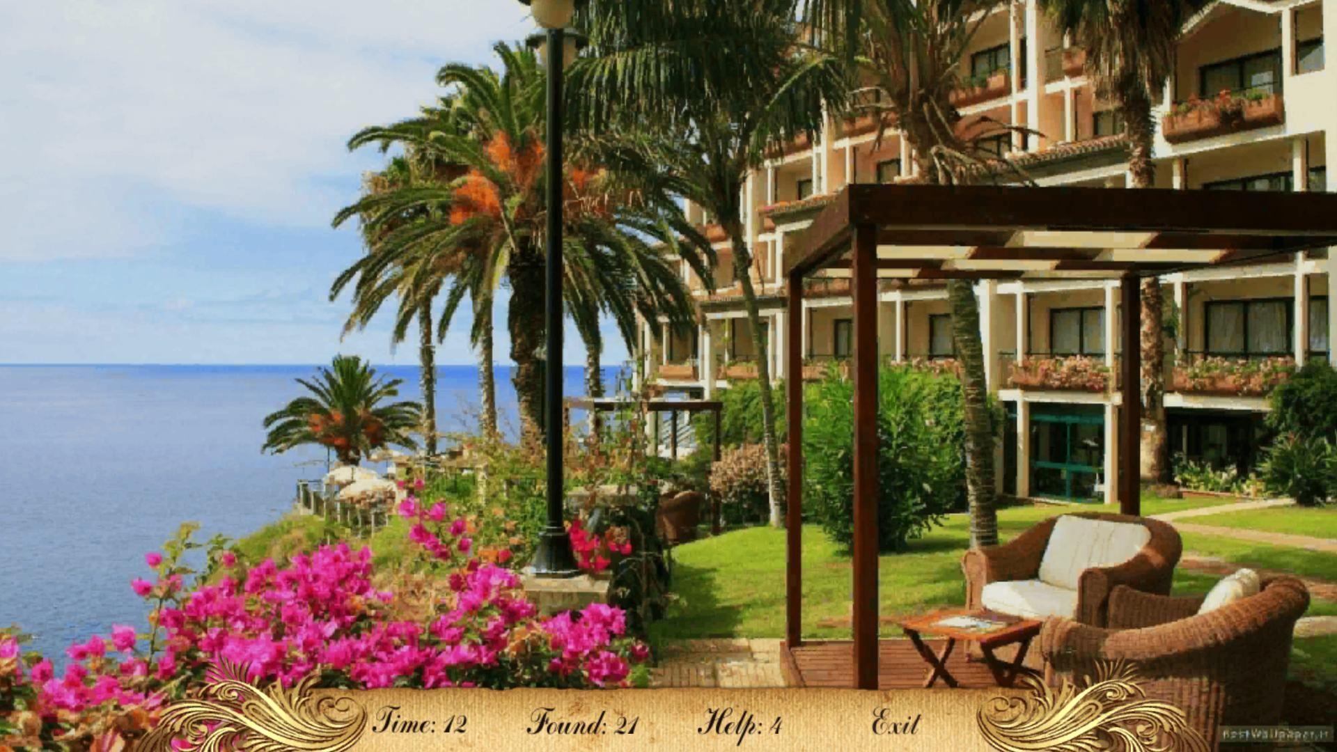 Hotel wallpaper 1080p