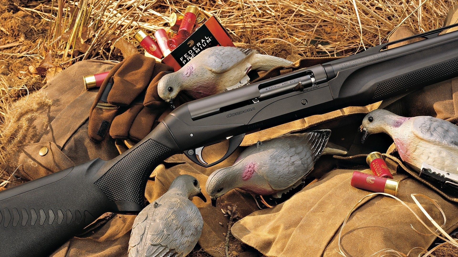 Hunting wallpaper image