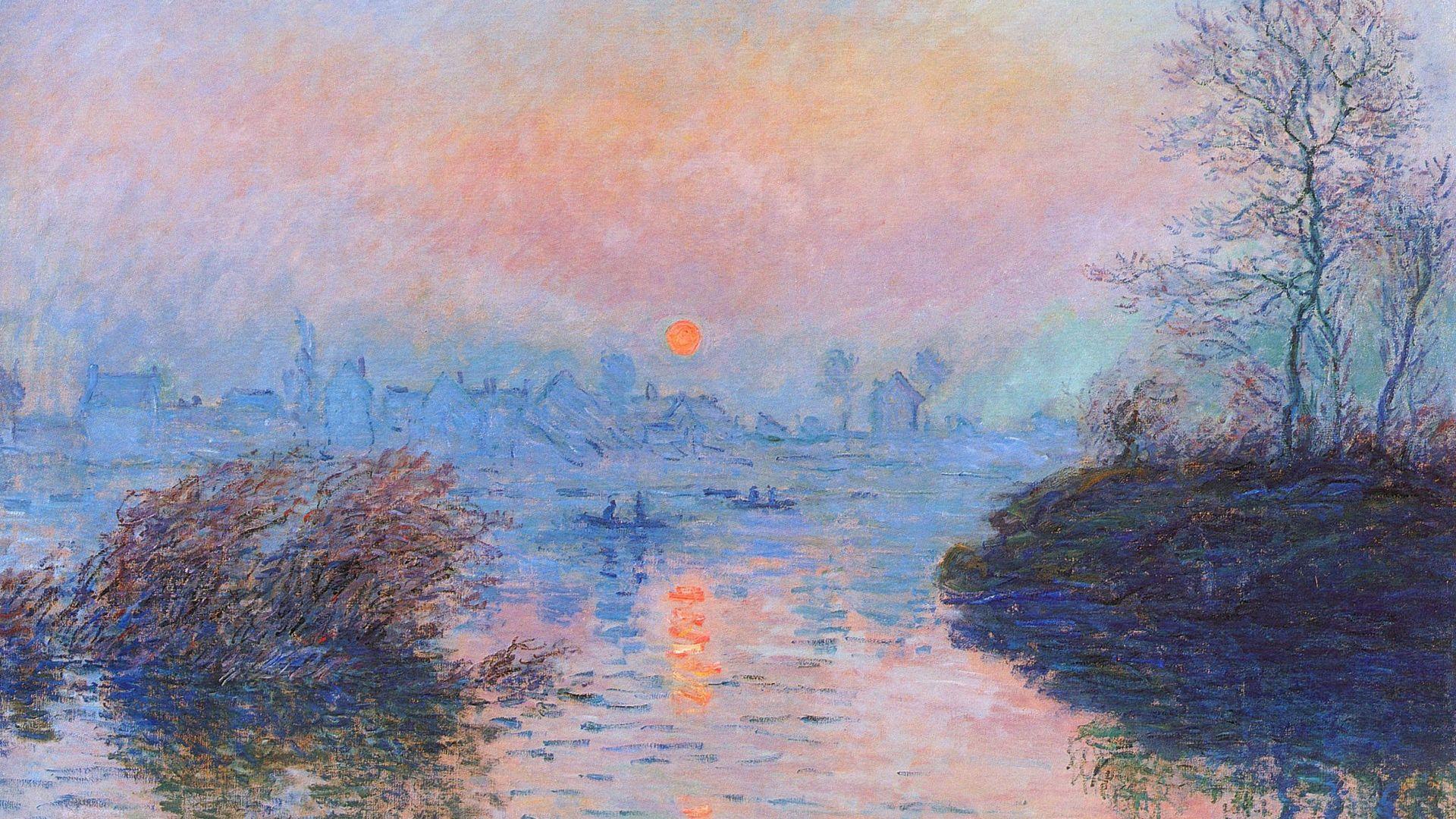Impressionism full hd image