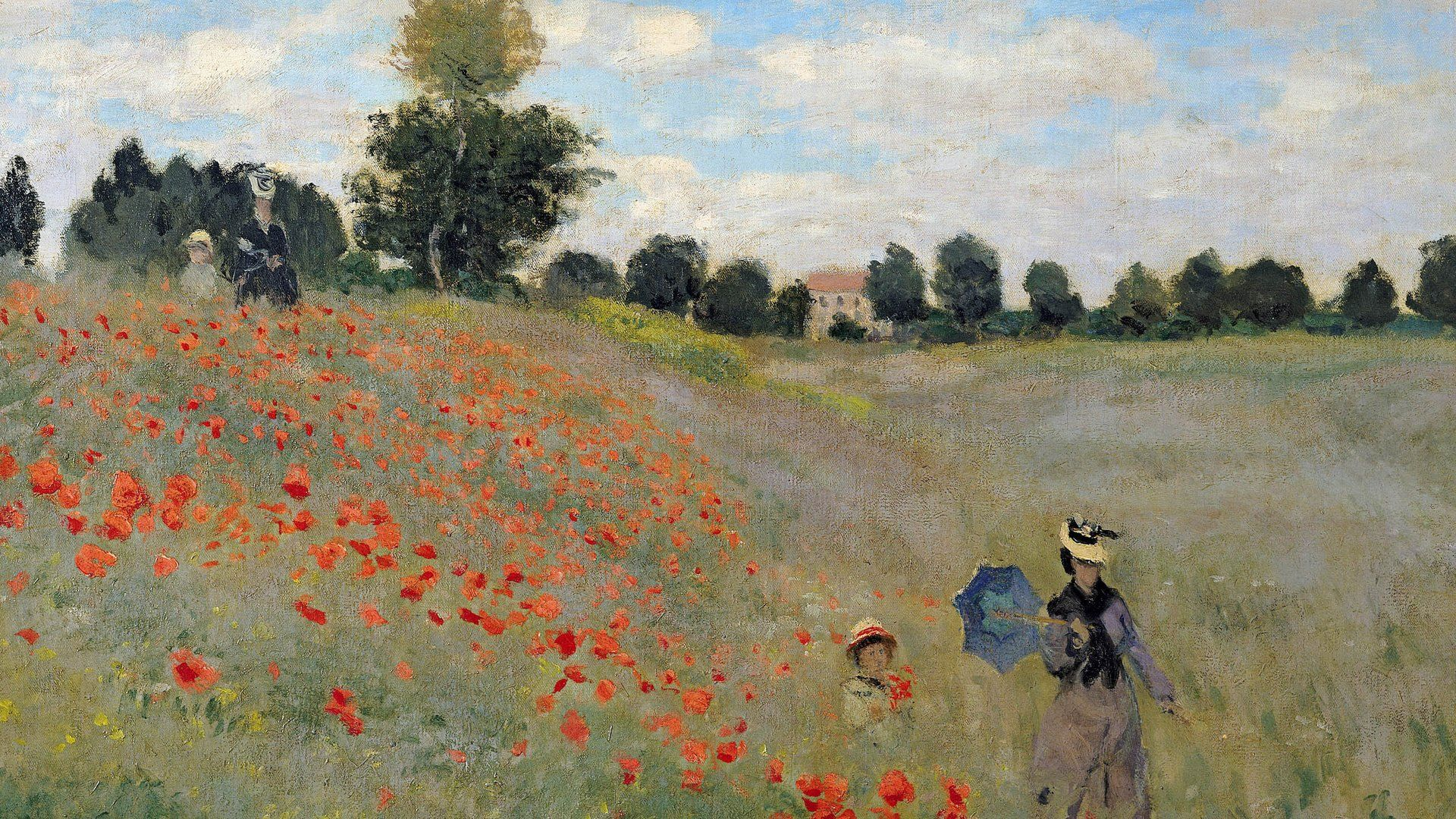 Impressionism wallpaper for pc