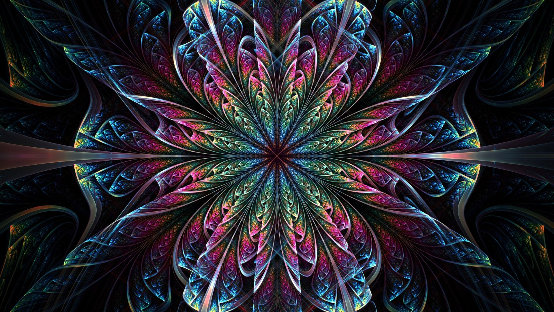 Kaleidoscope Wallpaper and Background