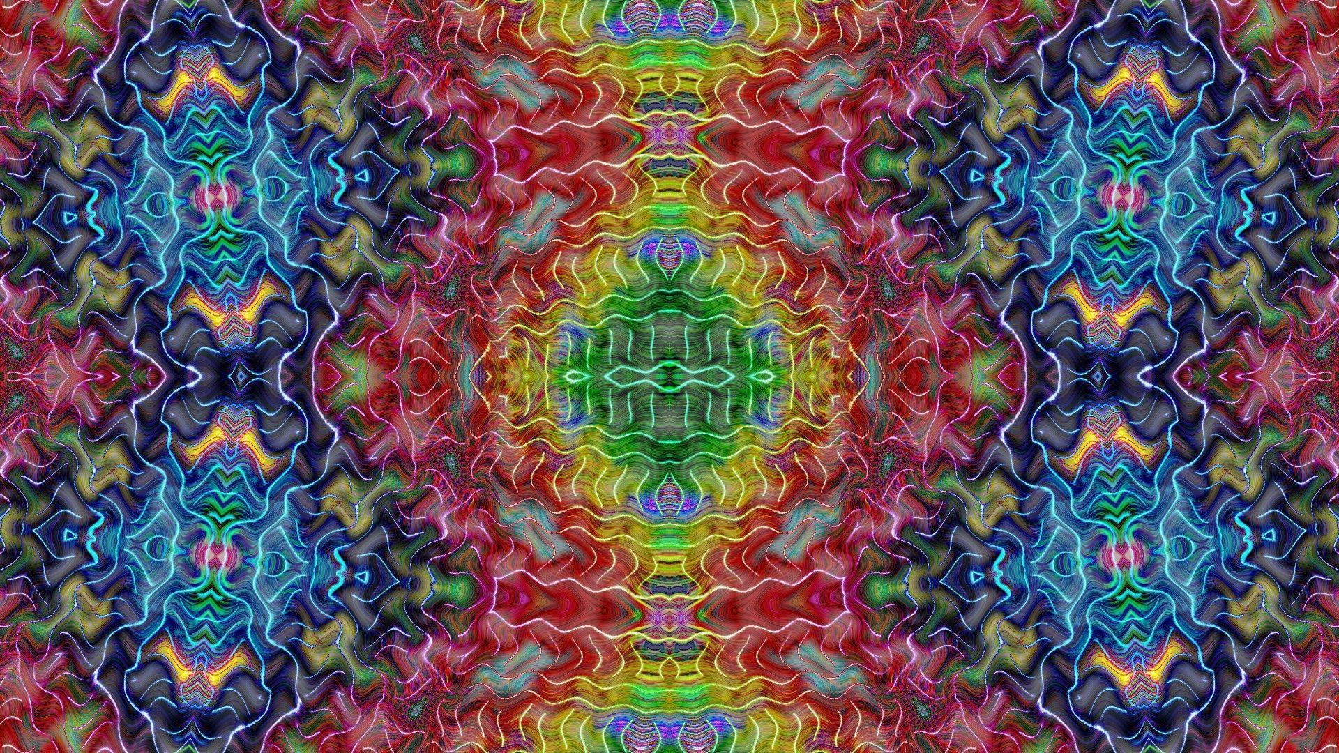 Kaleidoscope good wallpaper hd